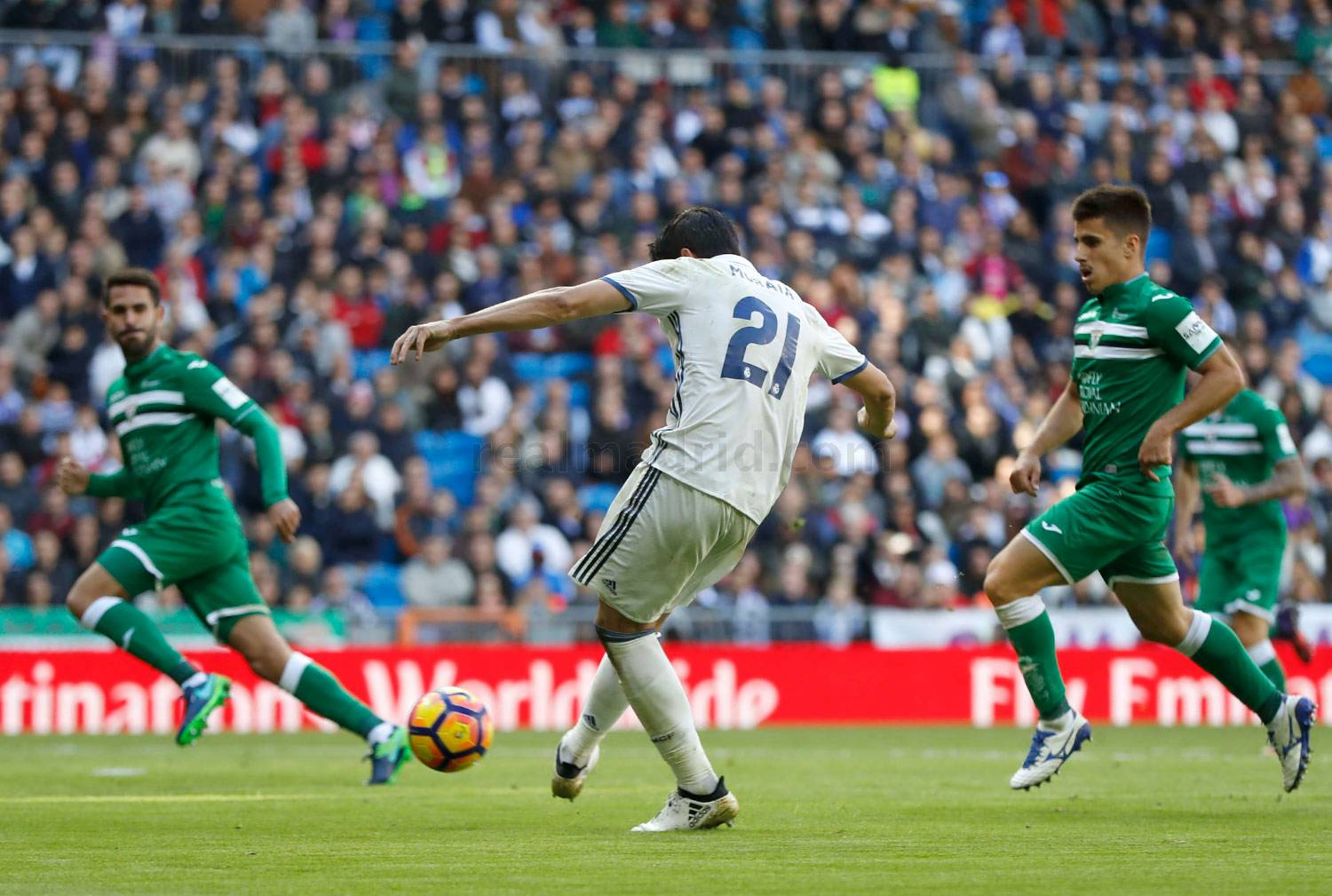 Real Madrid - Real Madrid - Leganés - 06-11-2016