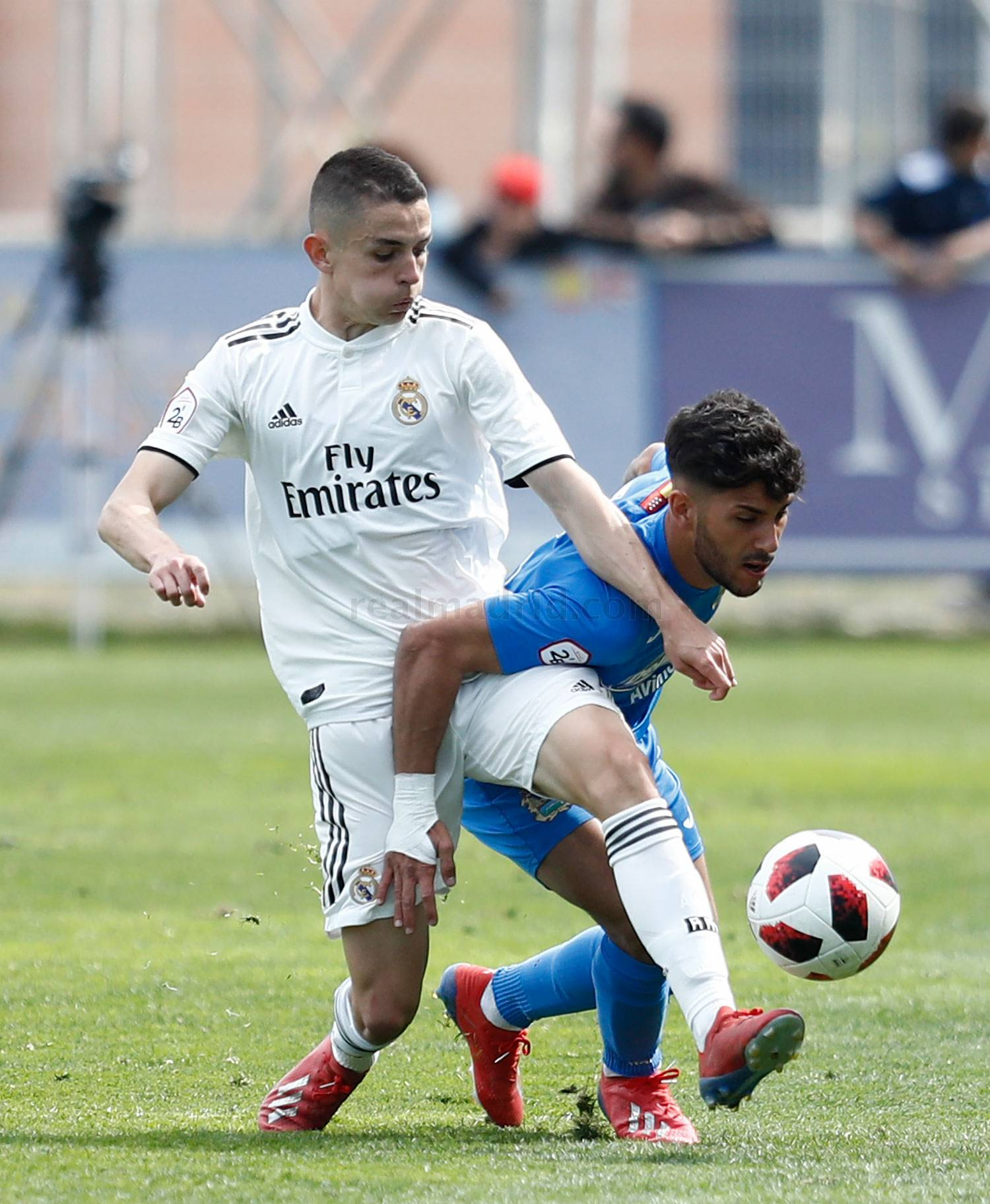 Real Madrid - Fuenlabrada - Real Madrid Castilla - 17-03-2019