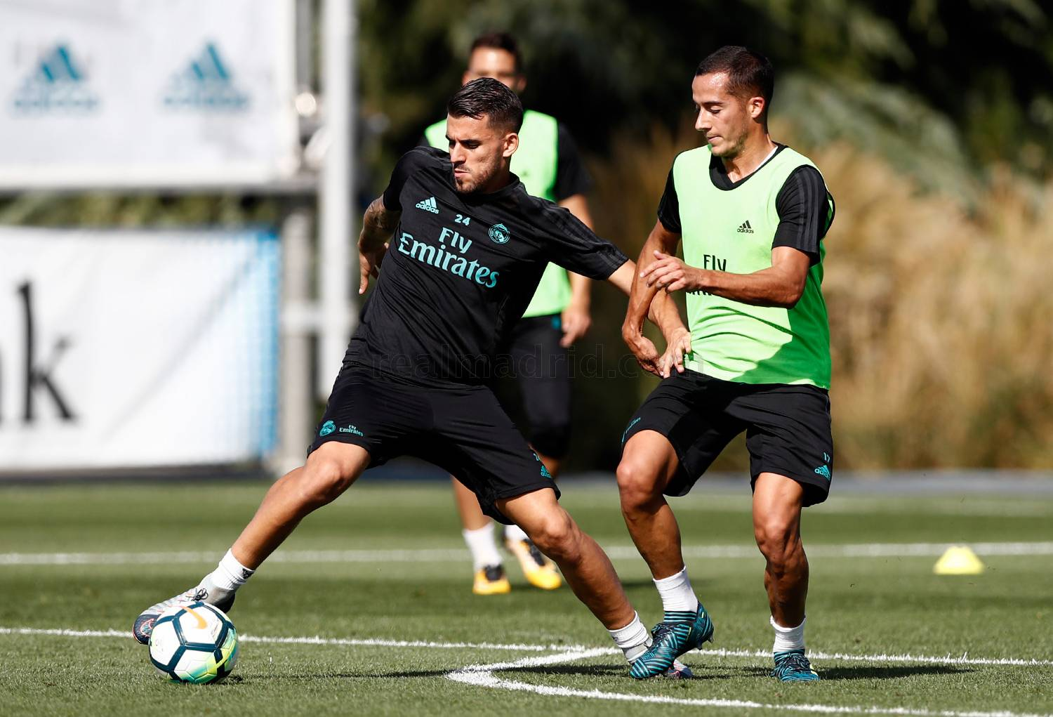 Real Madrid - Entrenamiento del Real Madrid - 28-09-2017