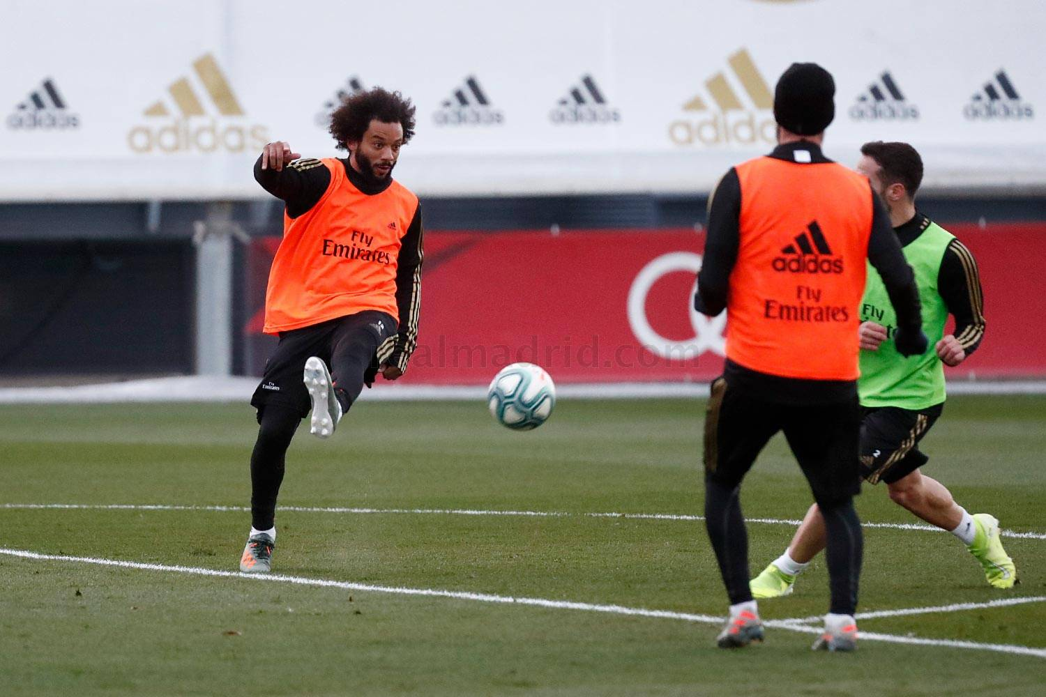 Real Madrid - Entrenamiento del Real Madrid  - 03-12-2019