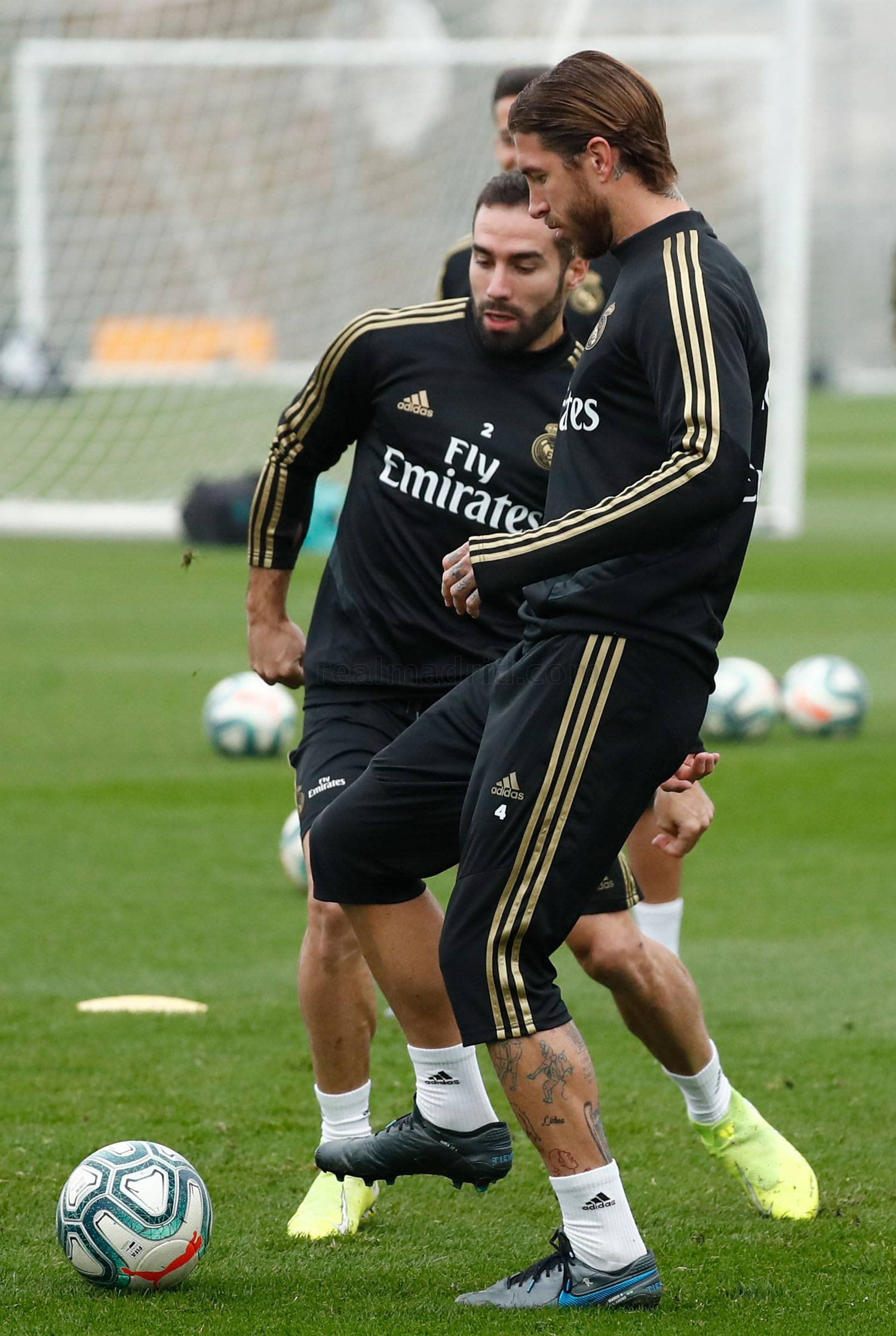 Real Madrid - Entrenamiento del Real Madrid  - 29-10-2019