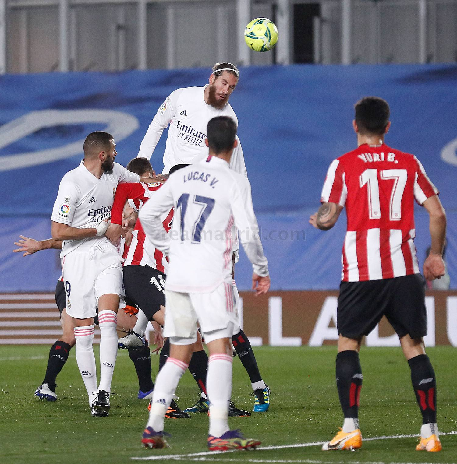 Real Madrid - Real Madrid - Athletic Club - 15-12-2020