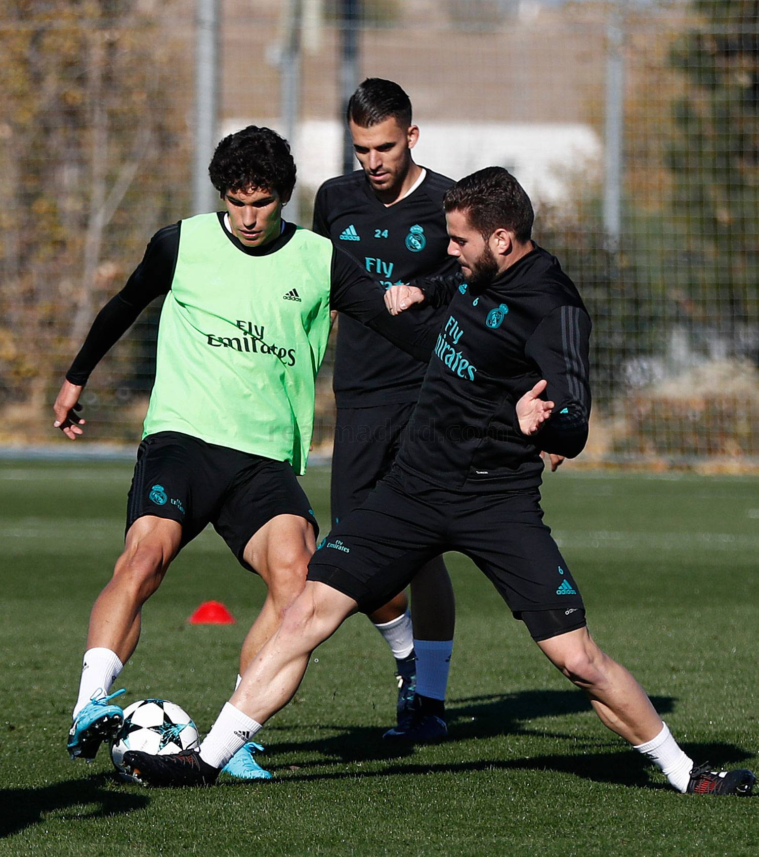 Real Madrid - Entrenamiento del Real Madrid - 19-11-2017