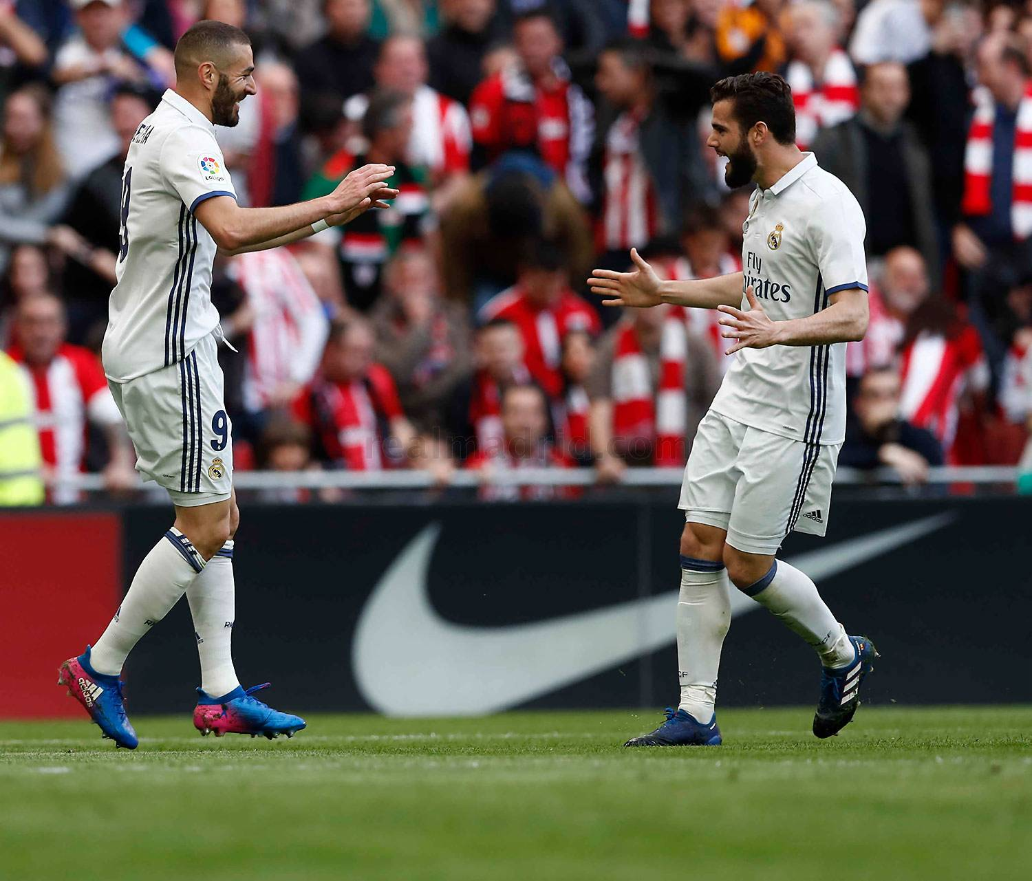 Real Madrid - Athletic - Real Madrid - 18-03-2017