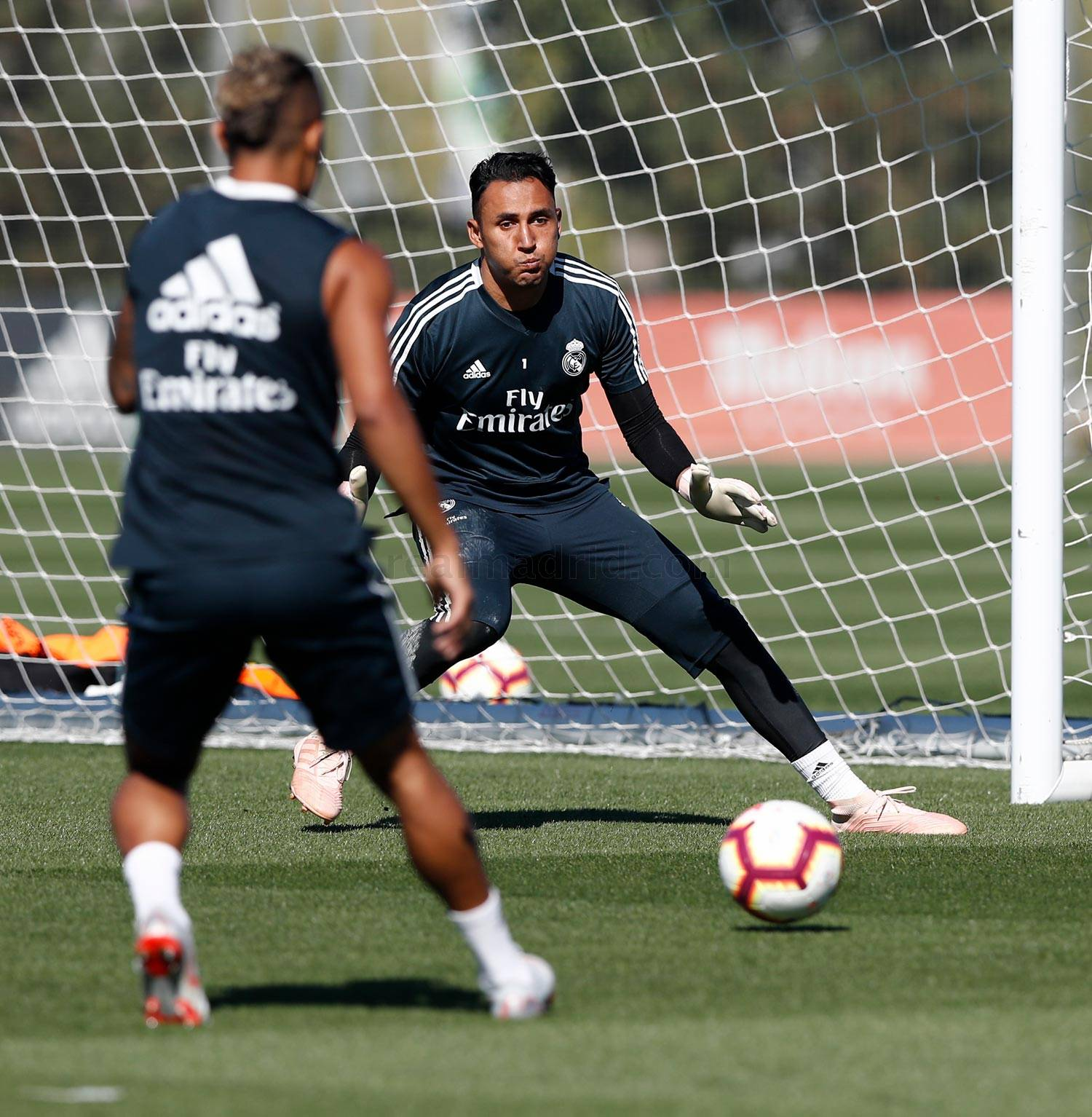 Real Madrid - Entrenamiento del Real Madrid - 04-10-2018