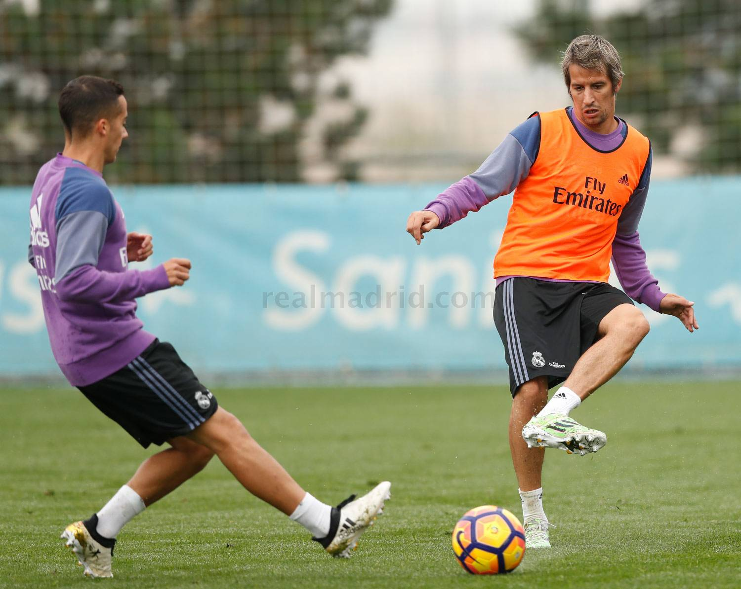 Real Madrid - Entrenamiento del Real Madrid - 28-10-2016