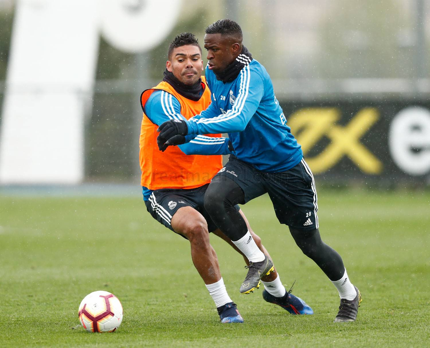 Real Madrid - Entrenamiento del Real Madrid - 24-04-2019