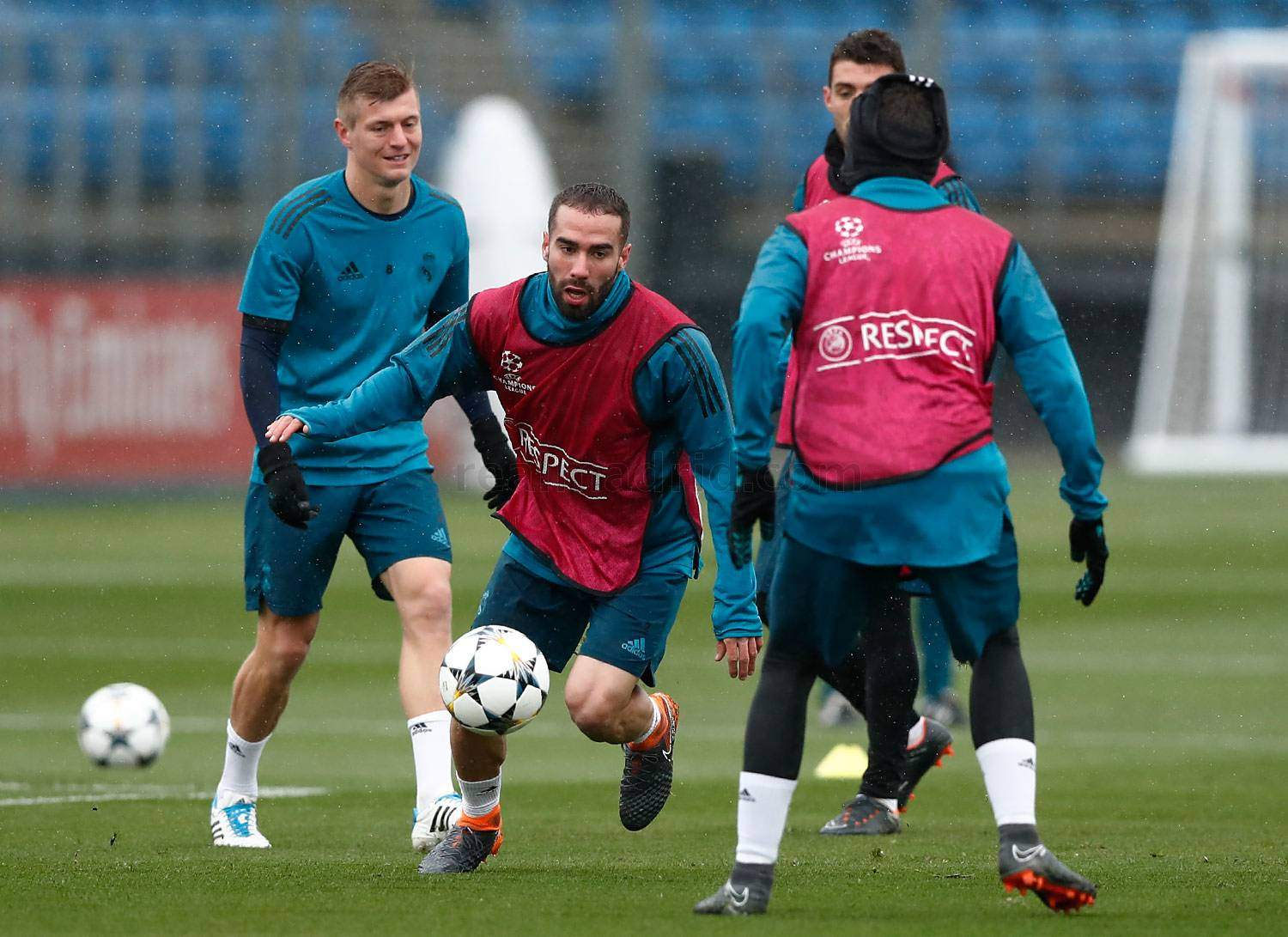 Real Madrid - Entrenamiento del Real Madrid - 10-04-2018