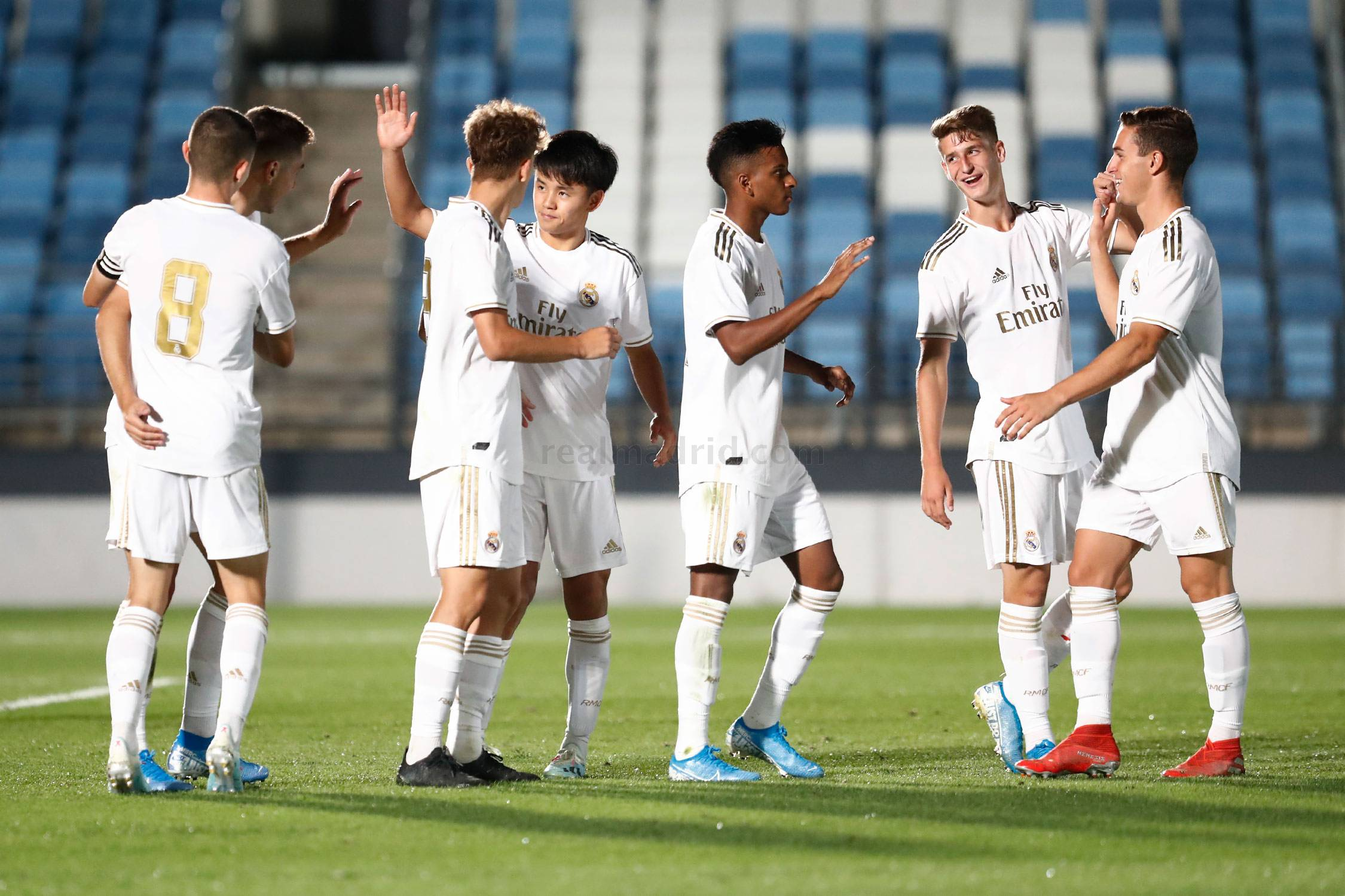 Real Madrid - Real Madrid Castilla - Alcorcón - 07-08-2019
