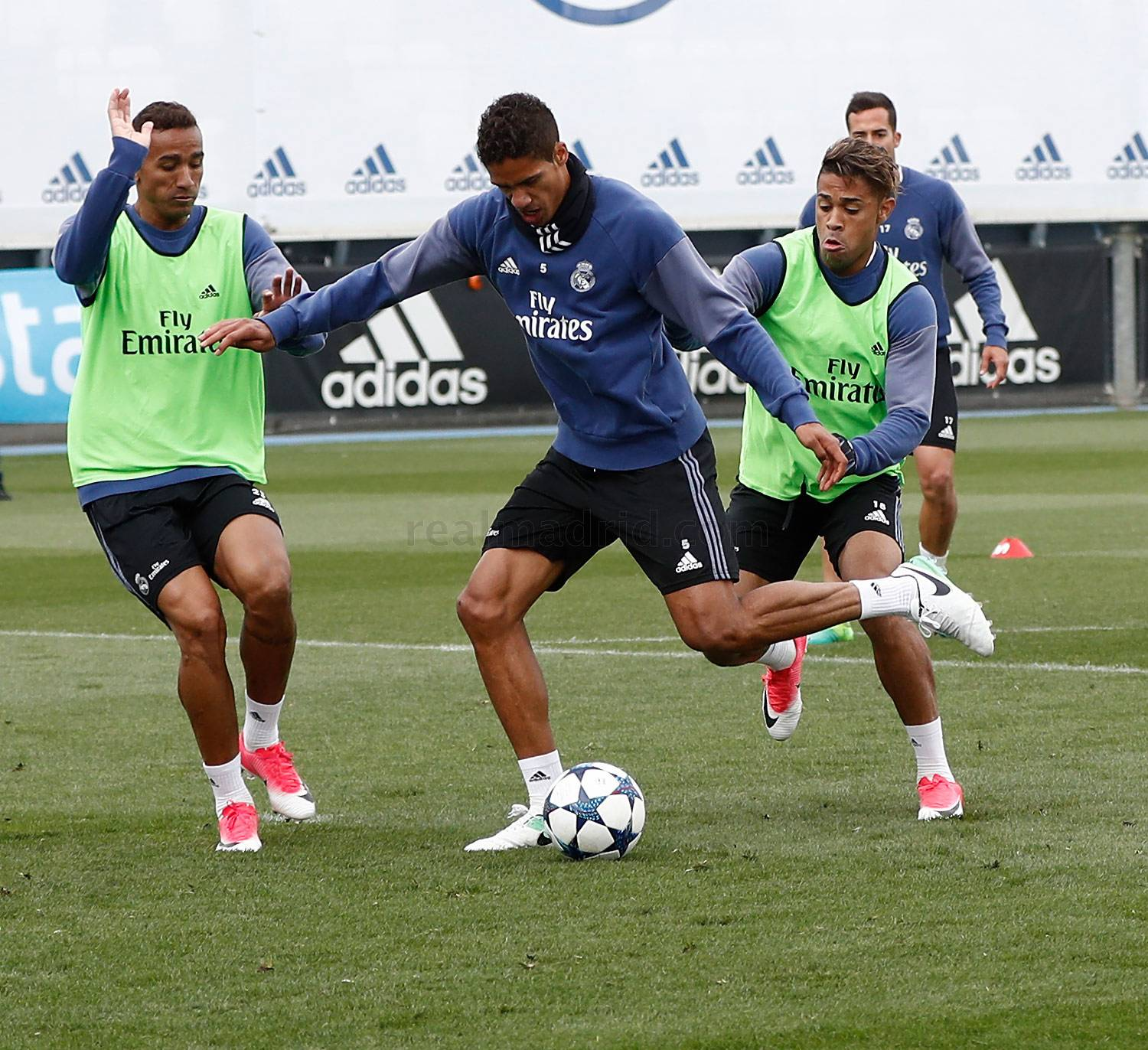 Real Madrid - Entrenamiento del Real Madrid - 30-04-2017