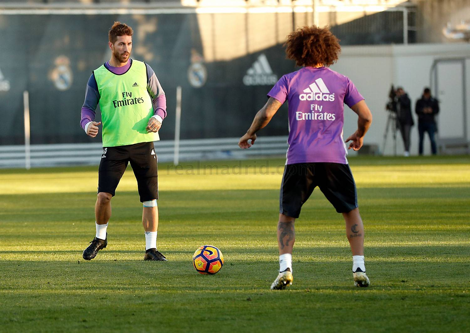 Real Madrid - Entrenamiento del Real Madrid - 16-11-2016