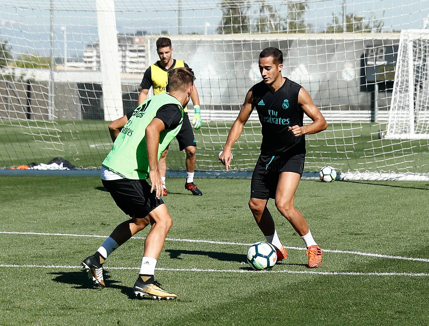 Real Madrid - Entrenamiento del Real Madrid - 05-10-2017