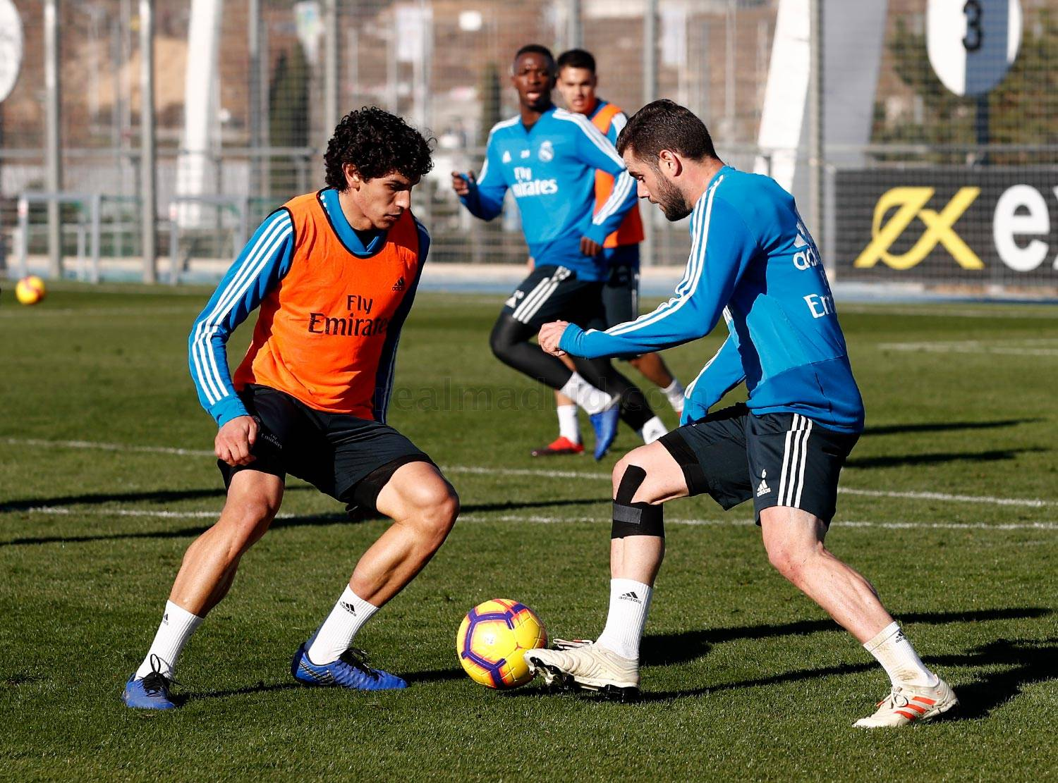 Real Madrid - Entrenamiento del Real Madrid - 04-01-2019