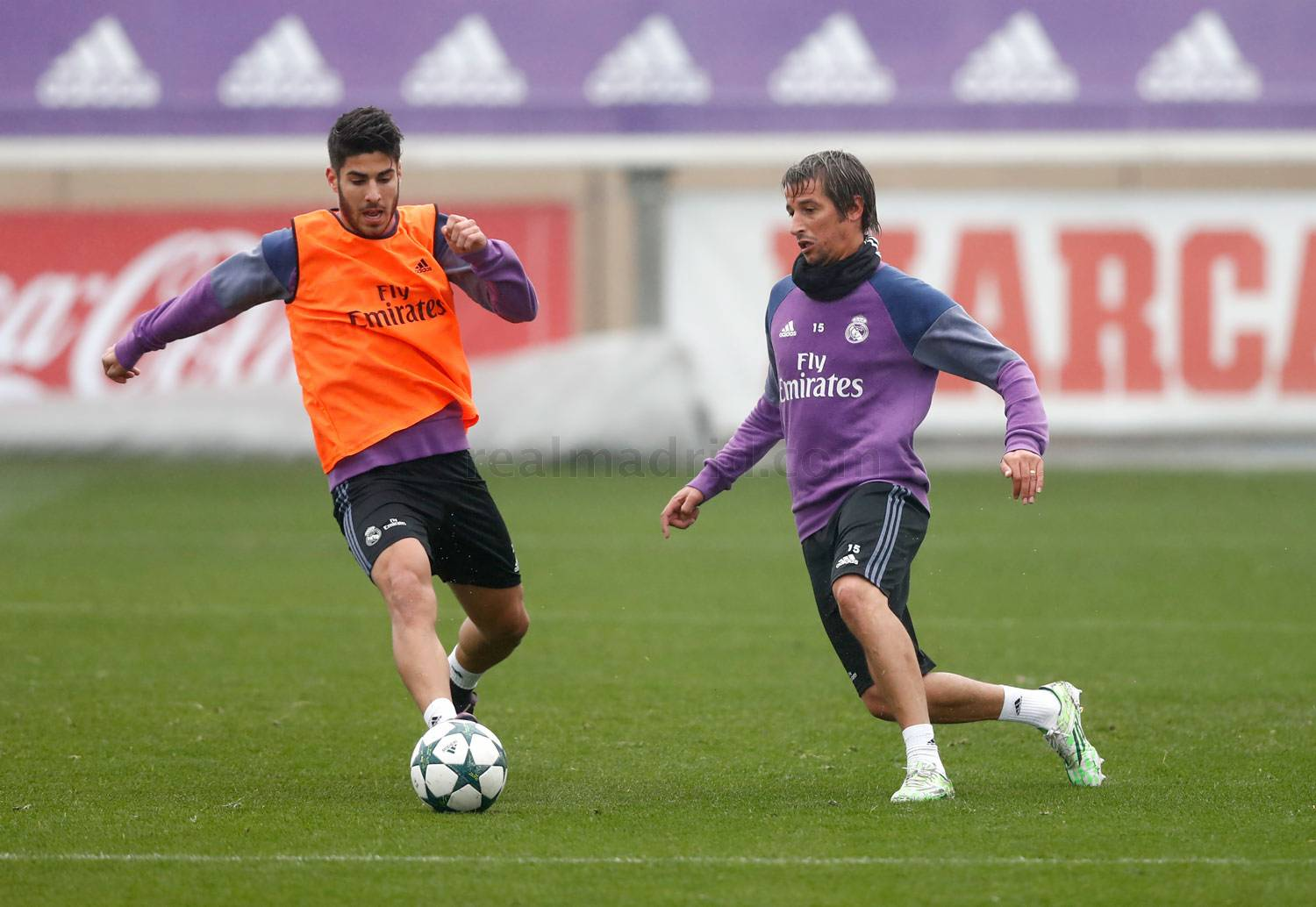 Real Madrid - Entrenamiento del Real Madrid - 20-11-2016