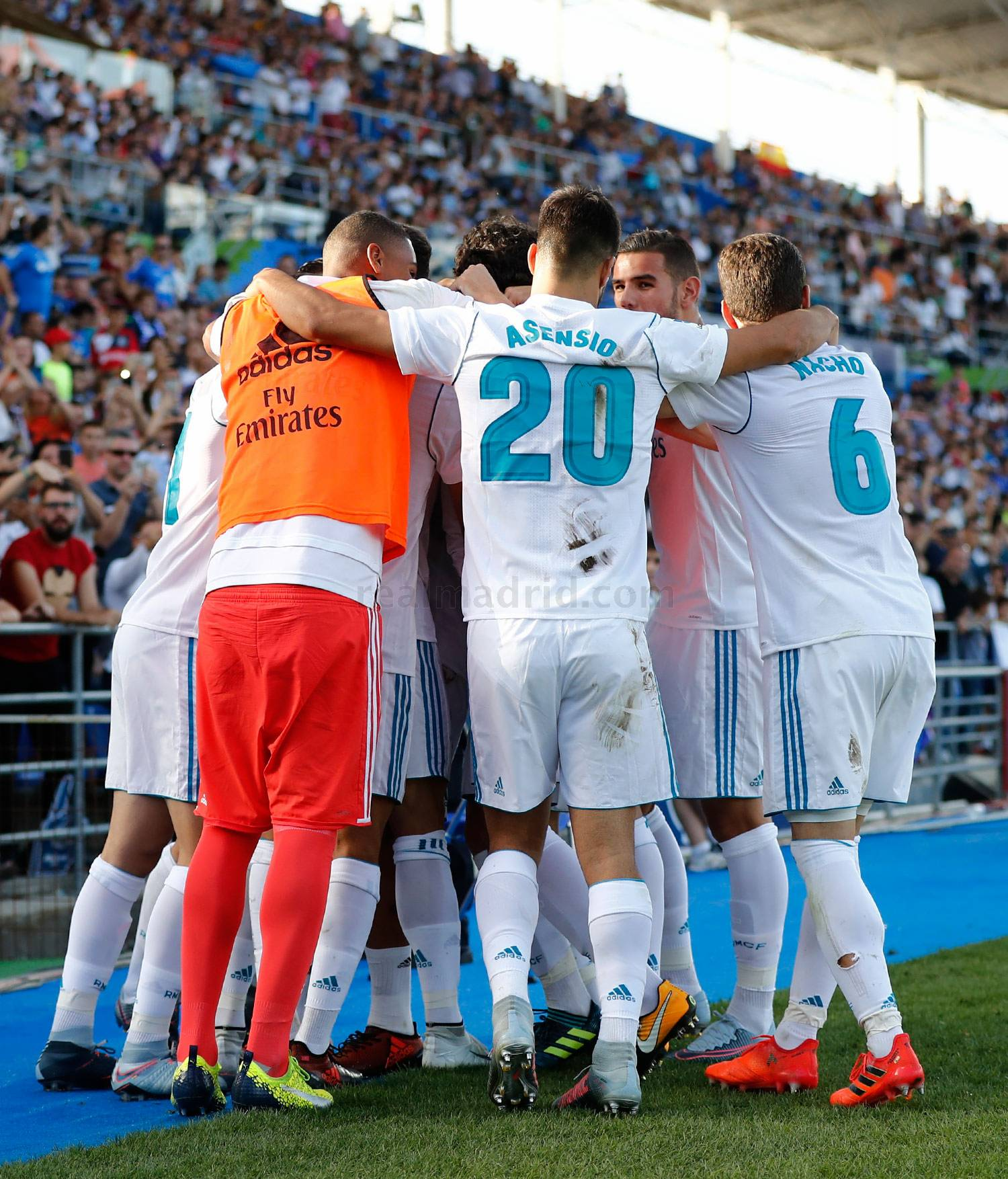 Real Madrid - Getafe - Real Madrid - 14-10-2017