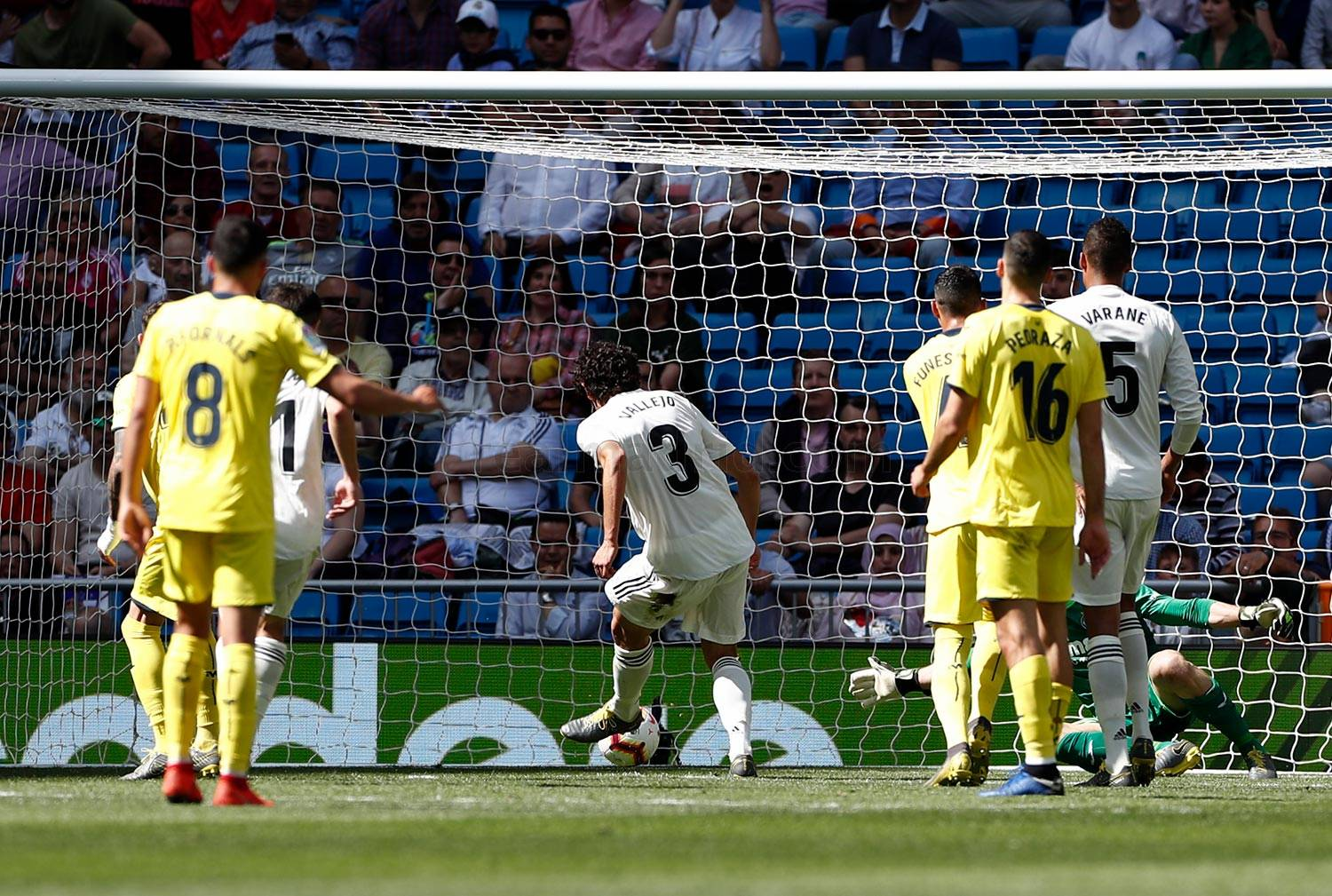 Real Madrid - Real Madrid - Villarreal - 05-05-2019