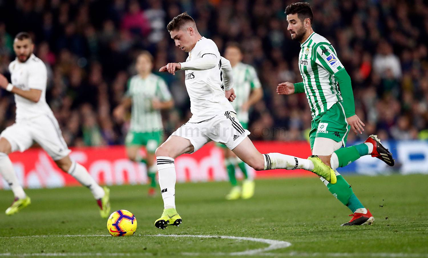 Real Madrid - Betis - Real Madrid - 13-01-2019