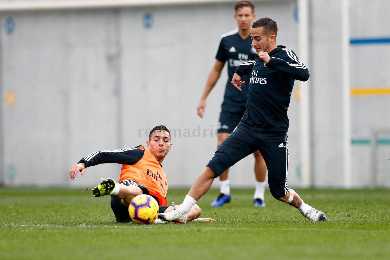 Real Madrid - Entrenamiento del Real Madrid - 16-11-2018