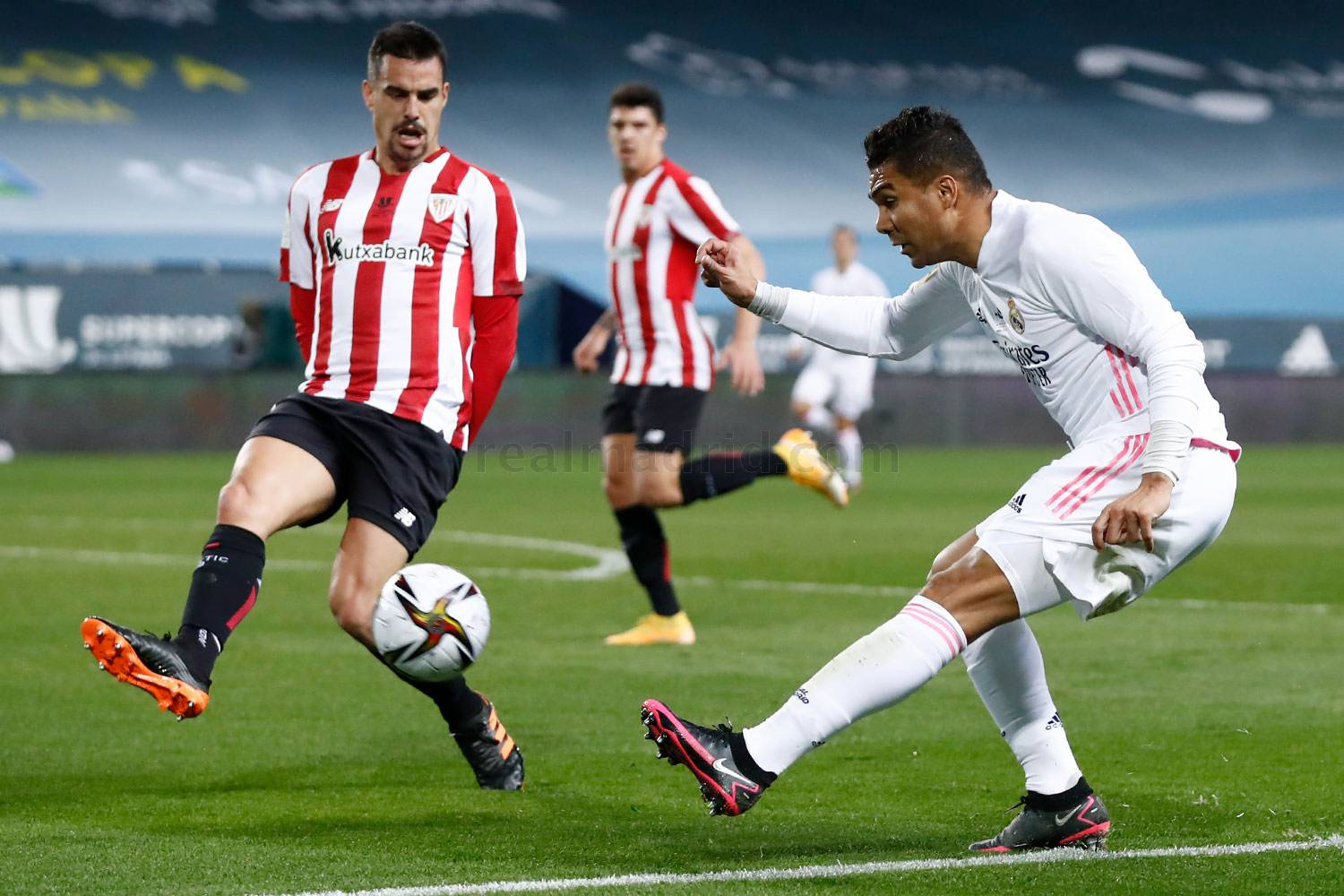 Real Madrid - Real Madrid - Athletic Club - 20-01-2021