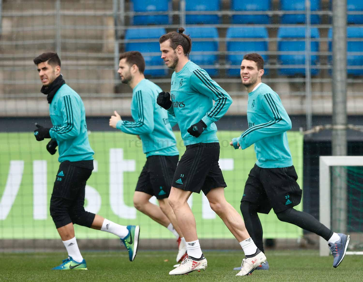 Real Madrid - Entrenamiento del Real Madrid - 01-03-2018