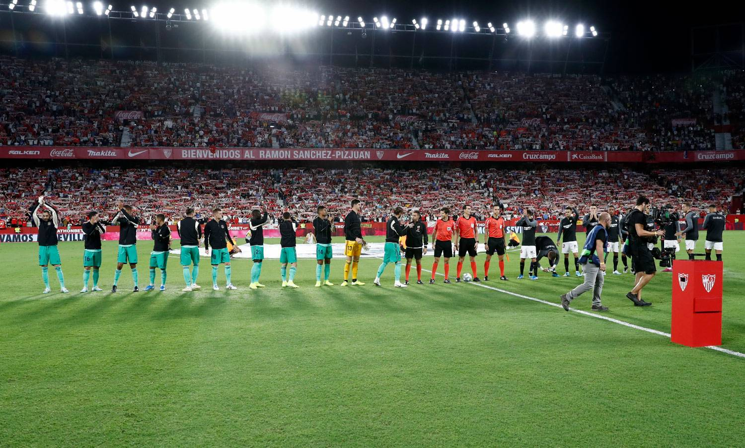 Real Madrid - Sevilla - Real Madrid - 22-09-2019
