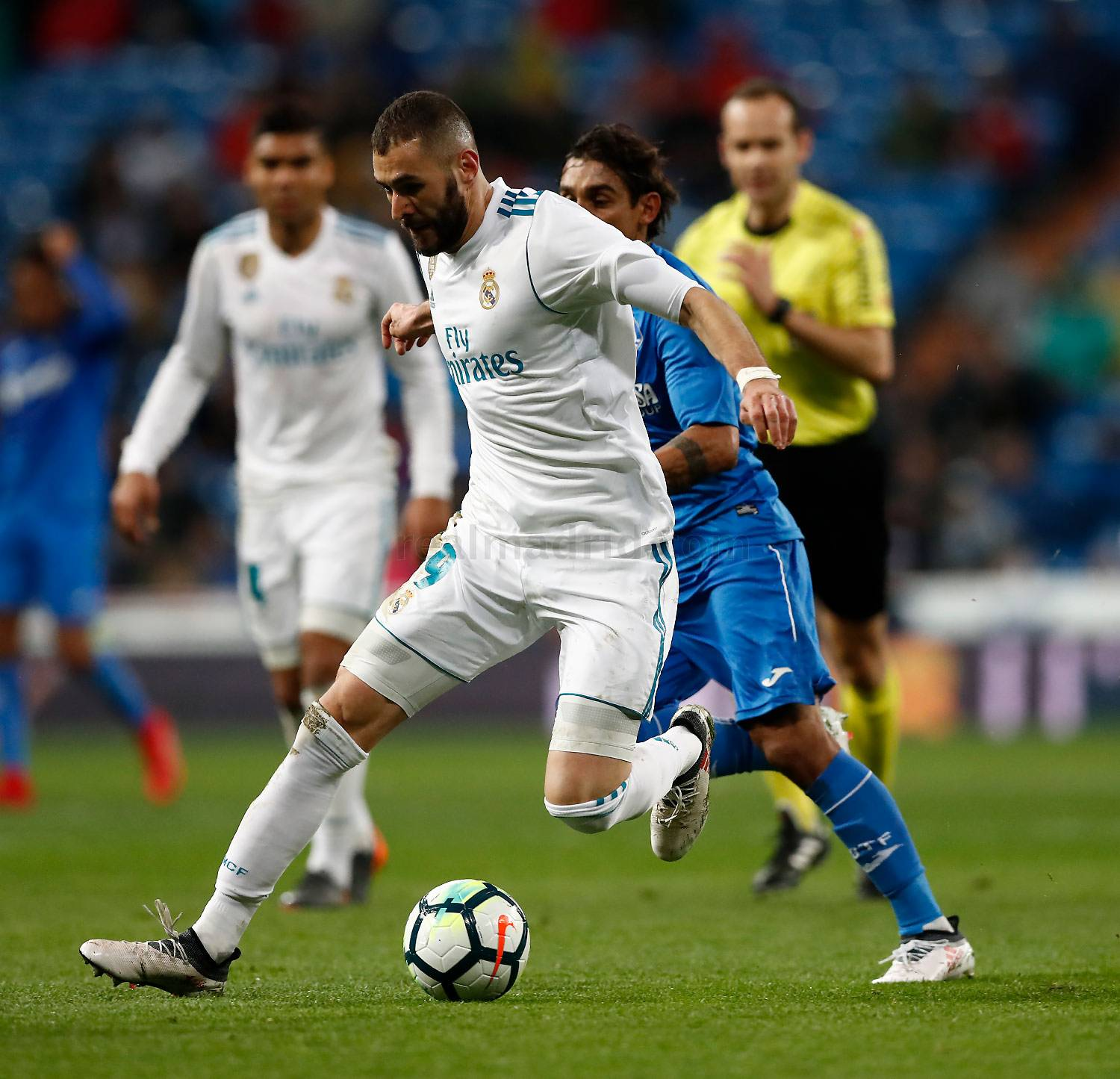 Real Madrid - Real Madrid - Getafe - 03-03-2018