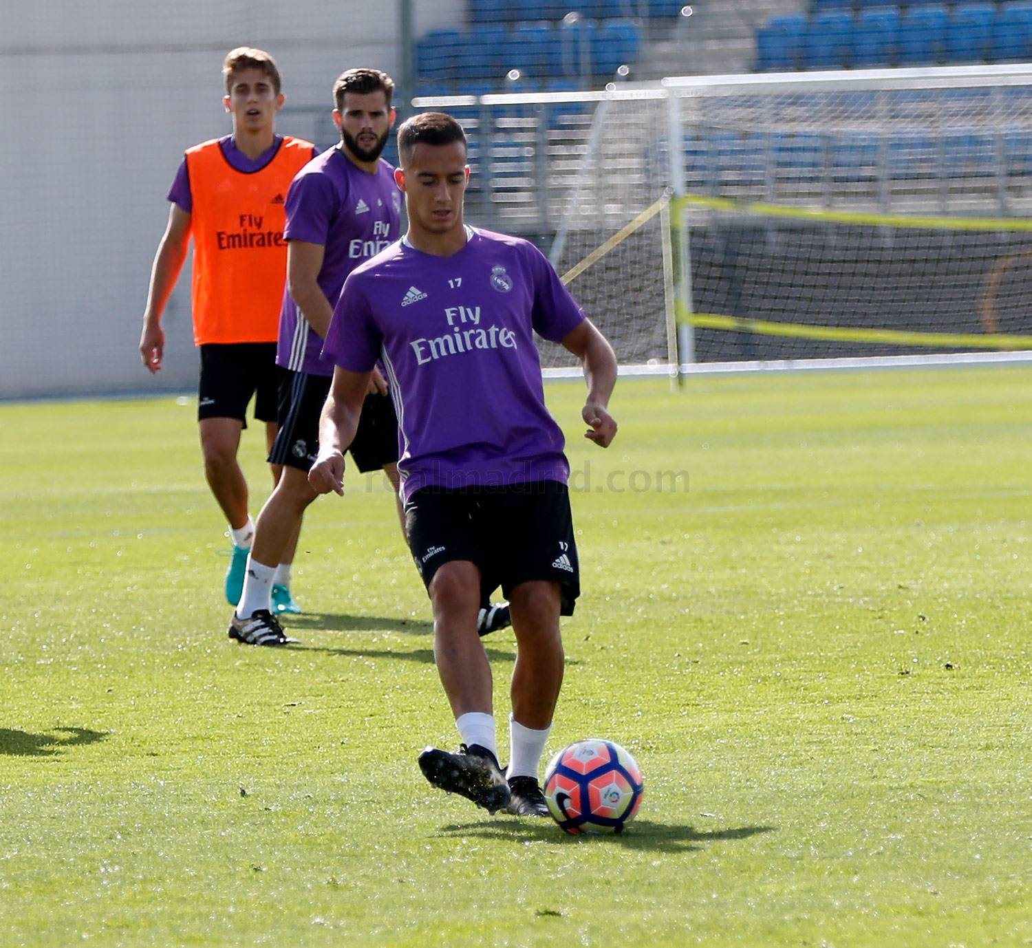 Real Madrid - Entrenamiento del Real Madrid - 29-09-2016