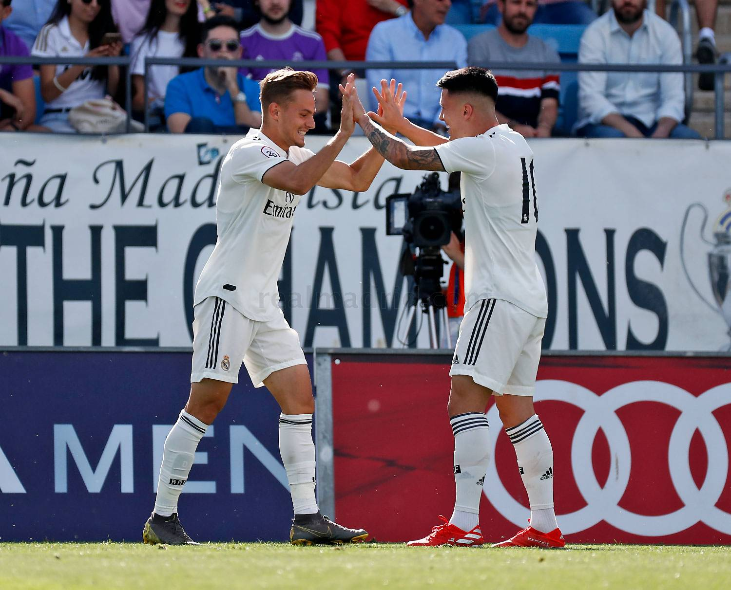 Real Madrid - Real Madrid Castilla - Cartagena - 25-05-2019