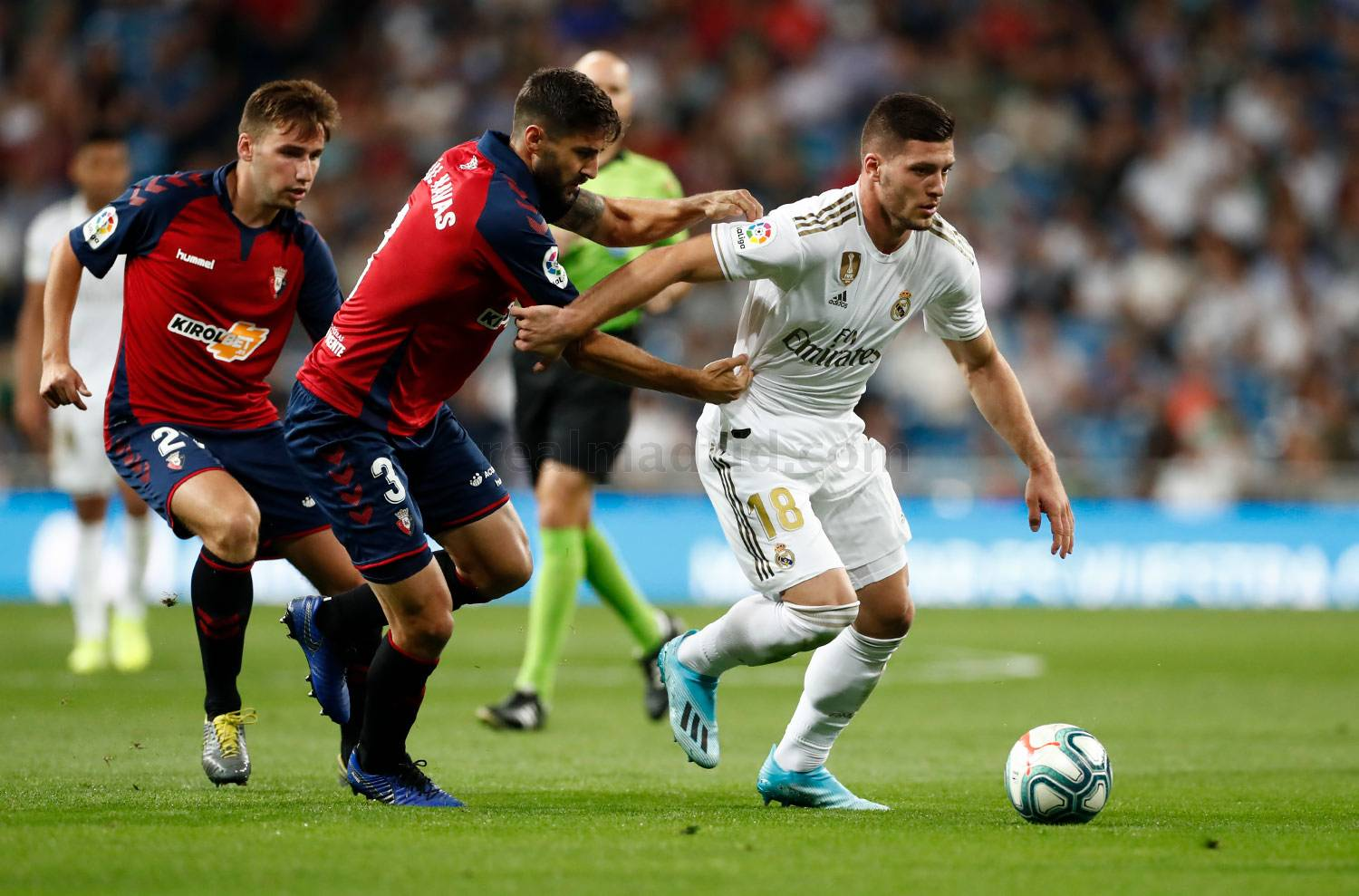 Real Madrid - Real Madrid - Osasuna - 25-09-2019
