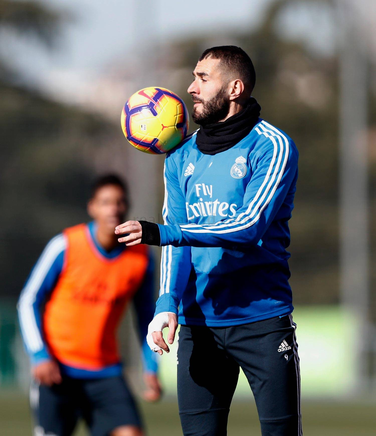 Real Madrid - Entrenamiento del Real Madrid - 26-01-2019