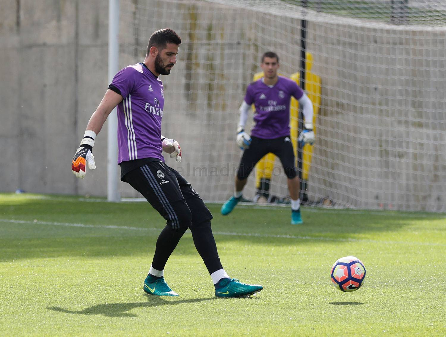Real Madrid - Entrenamiento del Real Madrid - 06-10-2016