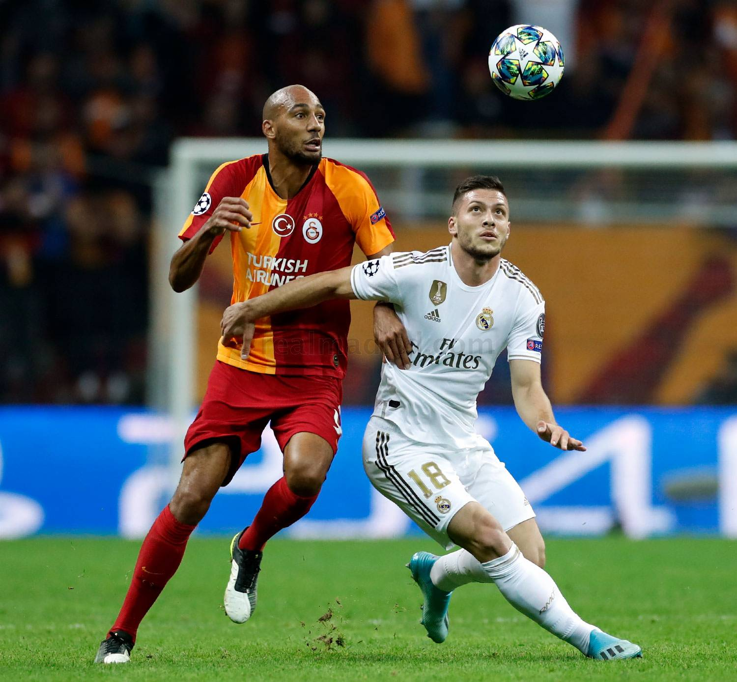 Real Madrid - Galatasaray - Real Madrid - 22-10-2019