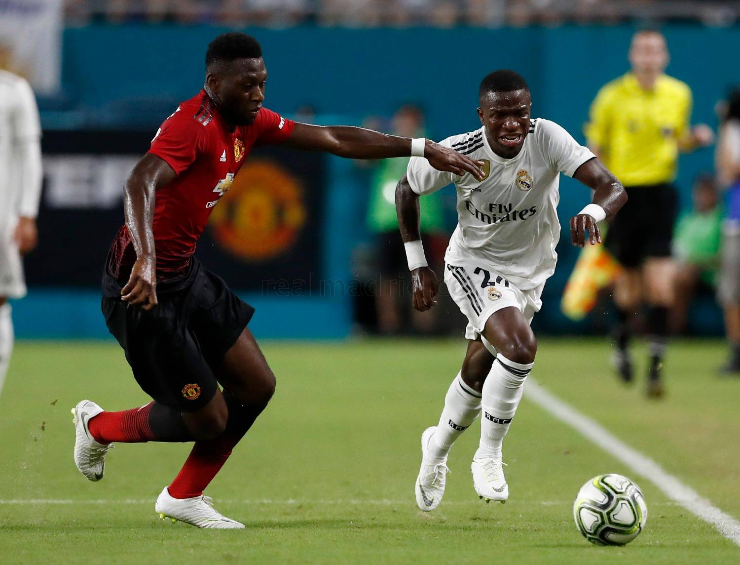 Real Madrid - Manchester United - Real Madrid - 01-08-2018