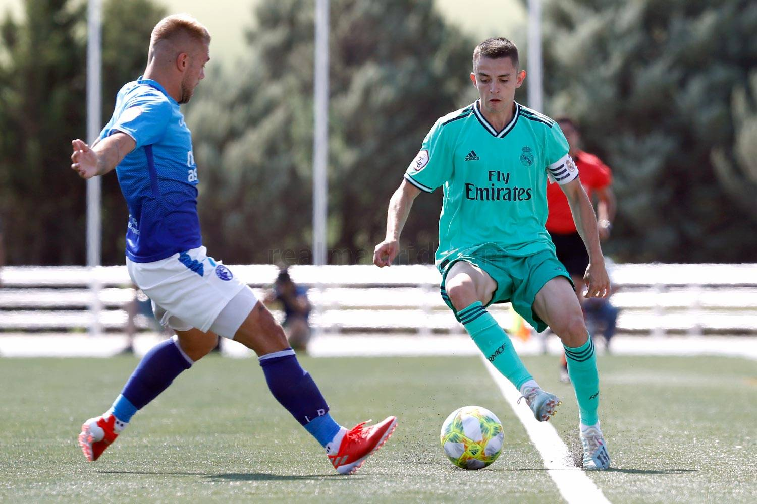 Real Madrid - Las Rozas-Real Madrid Castilla - 25-08-2019
