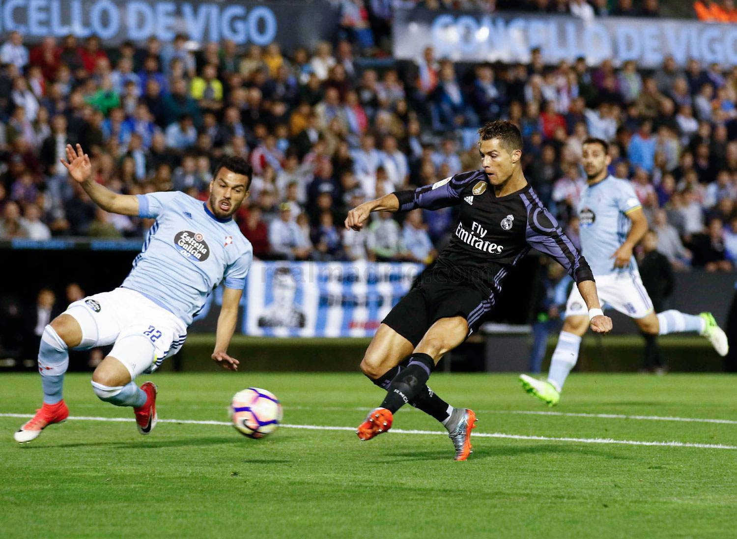 Real Madrid - Celta - Real Madrid - 17-05-2017