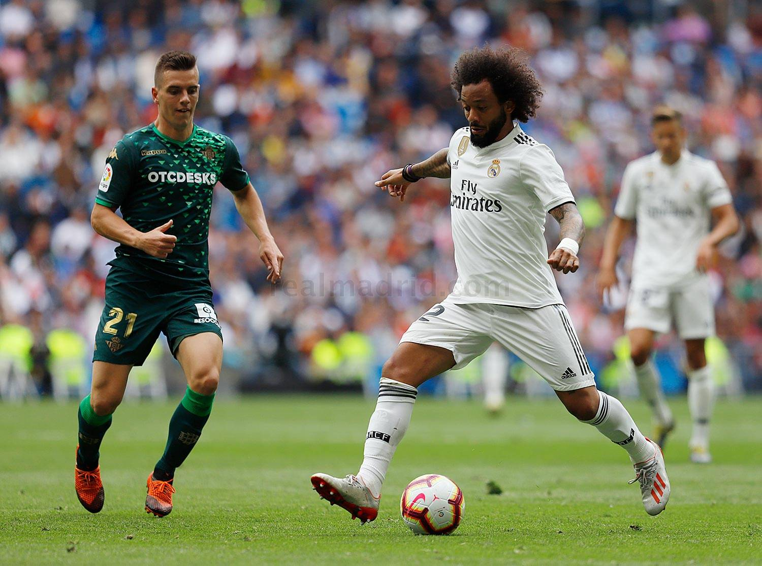 Real Madrid - Real Madrid - Betis - 19-05-2019