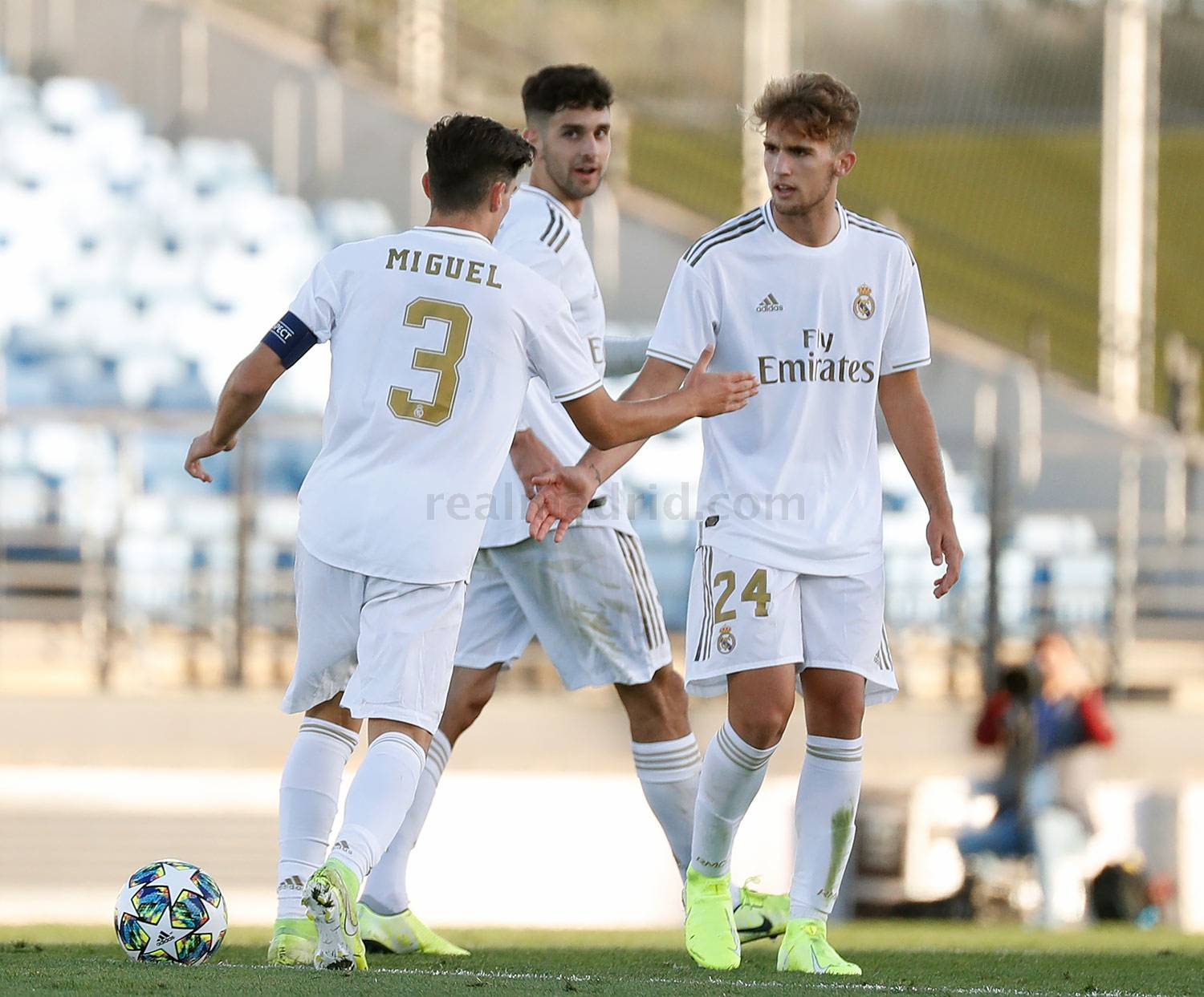 Real Madrid - Juvenil A - Galatasaray - 06-11-2019