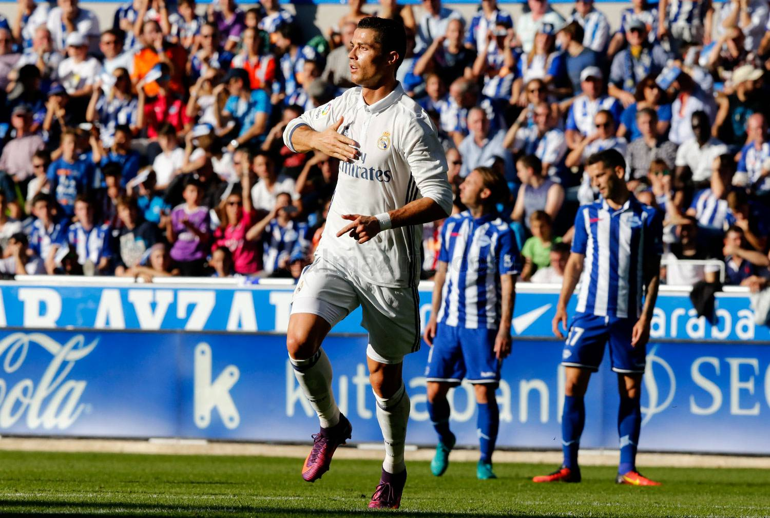 Real Madrid - Alavés - Real Madrid - 29-10-2016