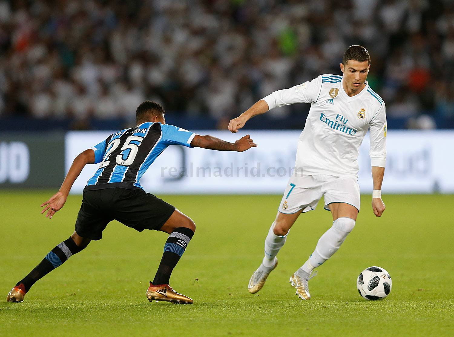 Real Madrid - Real Madrid - Gremio - 16-12-2017