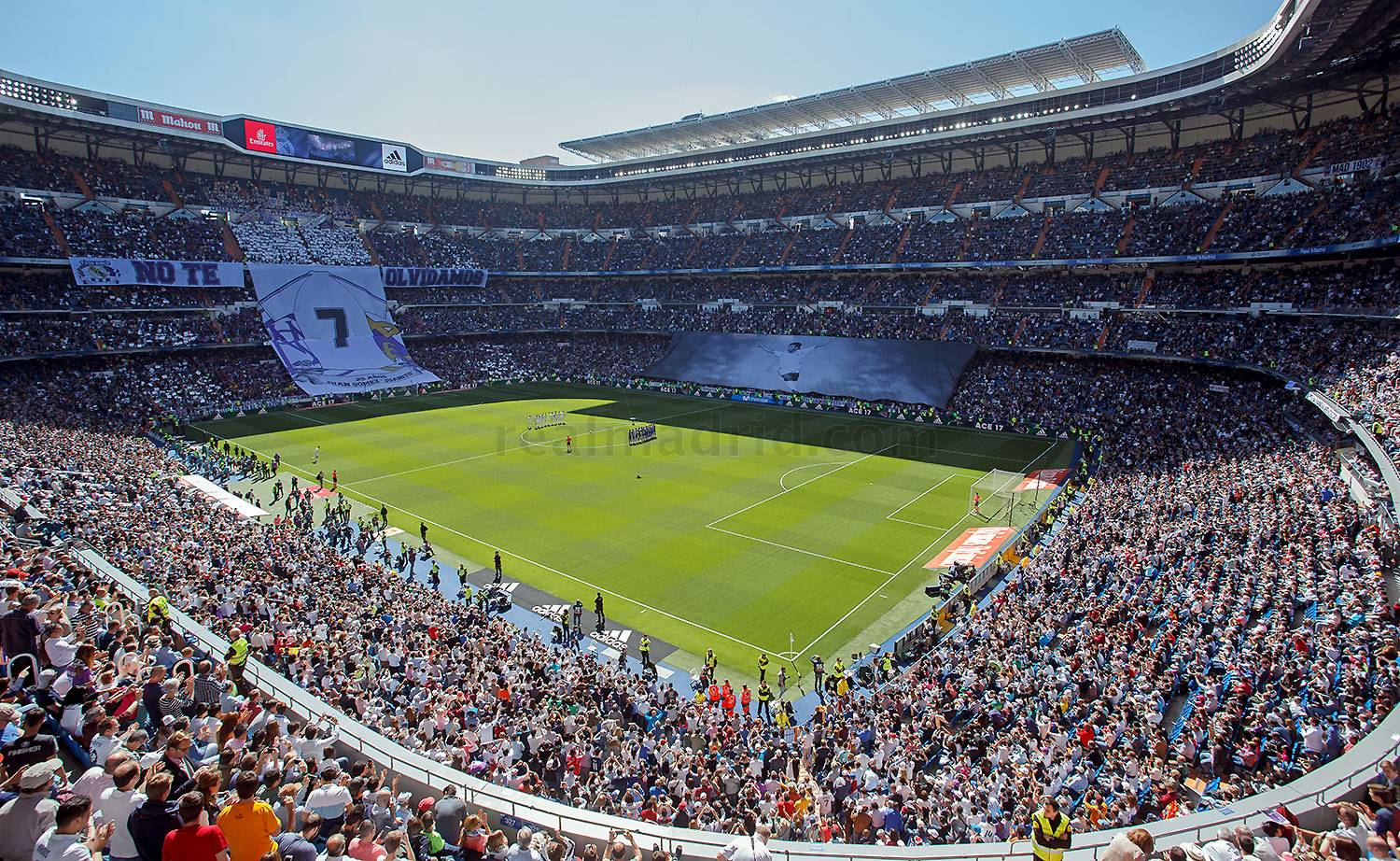 Real Madrid - Real Madrid - Alavés - 02-04-2017