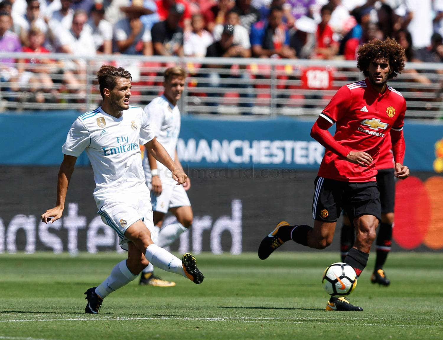 Real Madrid - Real Madrid - Manchester United - 24-07-2017