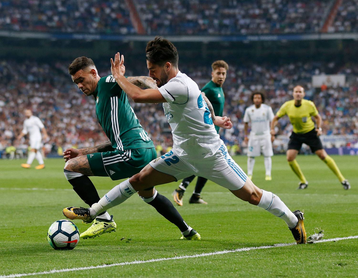 Real Madrid - Real Madrid - Real Betis - 20-09-2017