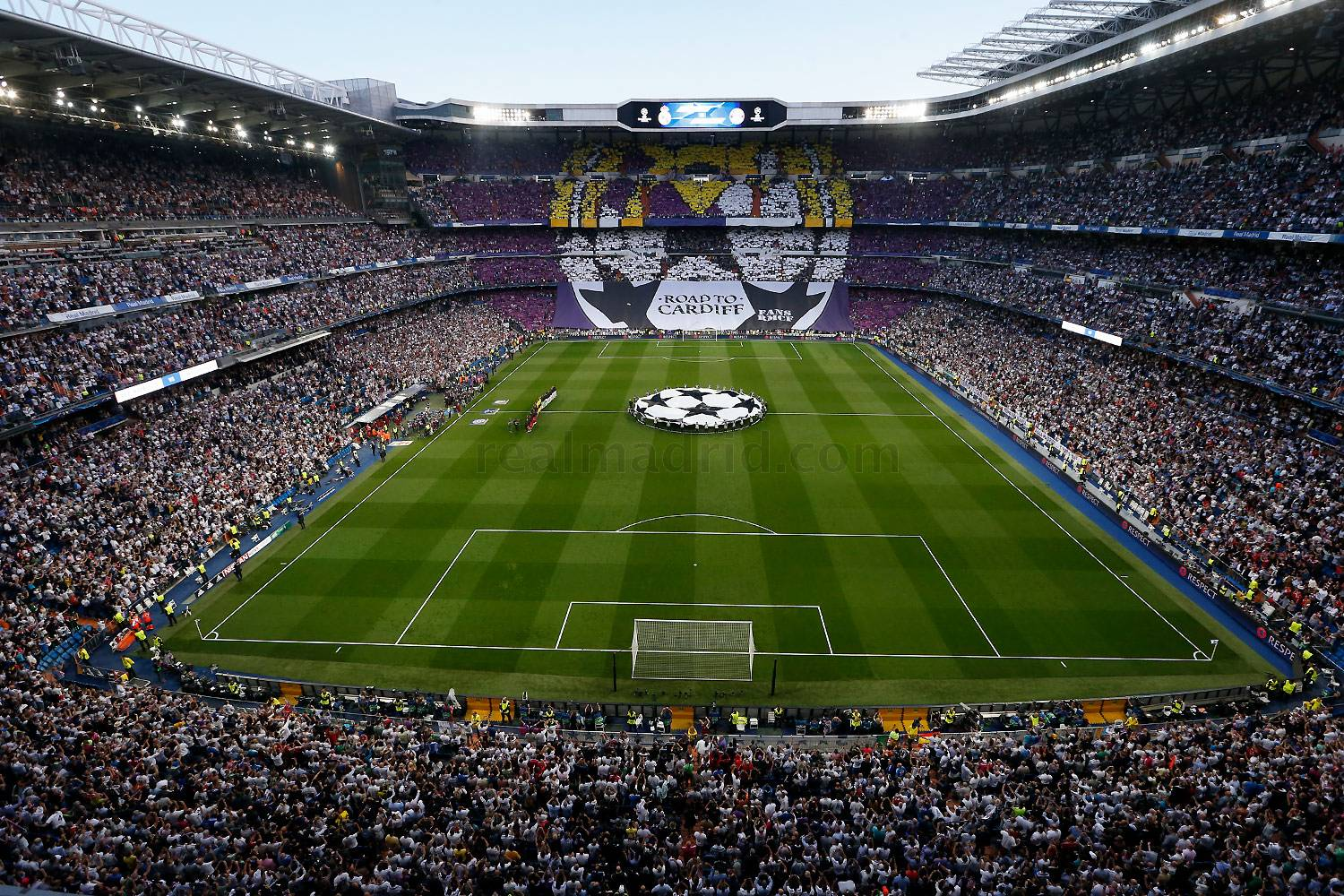 Real Madrid - Real Madrid - Bayern de Múnich - 18-04-2017