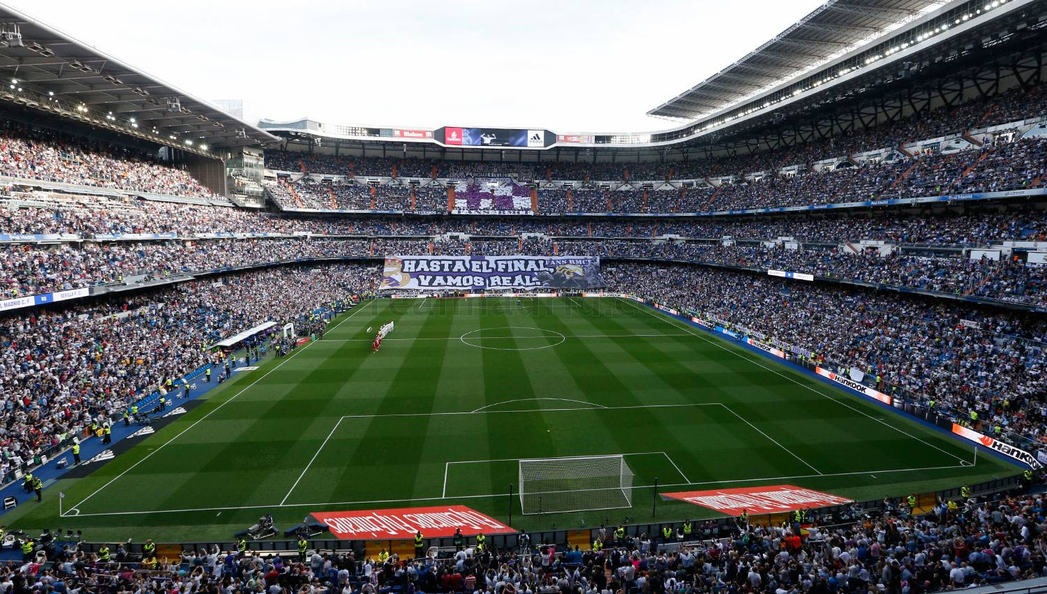 Real Madrid - Real Madrid - Sevilla - 14-05-2017