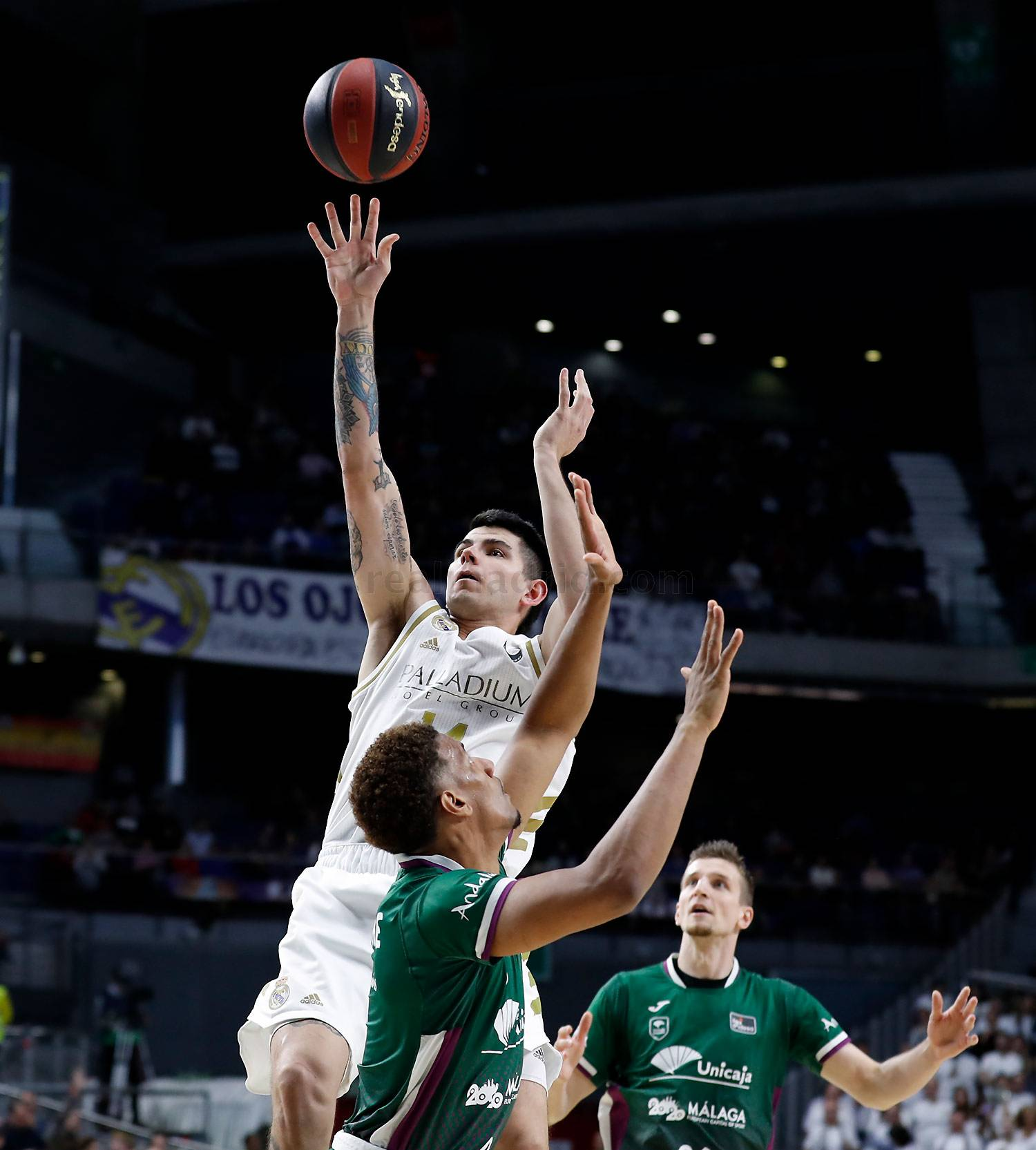 Real Madrid - Real Madrid - Unicaja - 10-11-2019