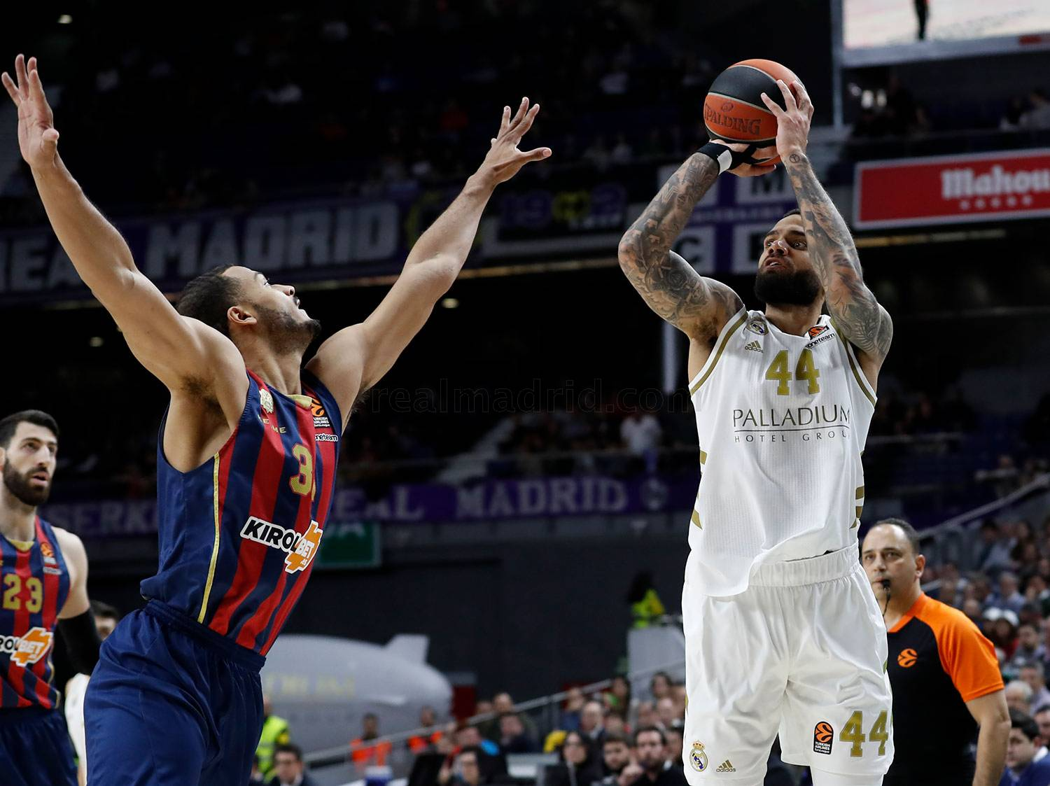 Real Madrid - Real Madrid - KIROLBET Baskonia - 05-02-2020