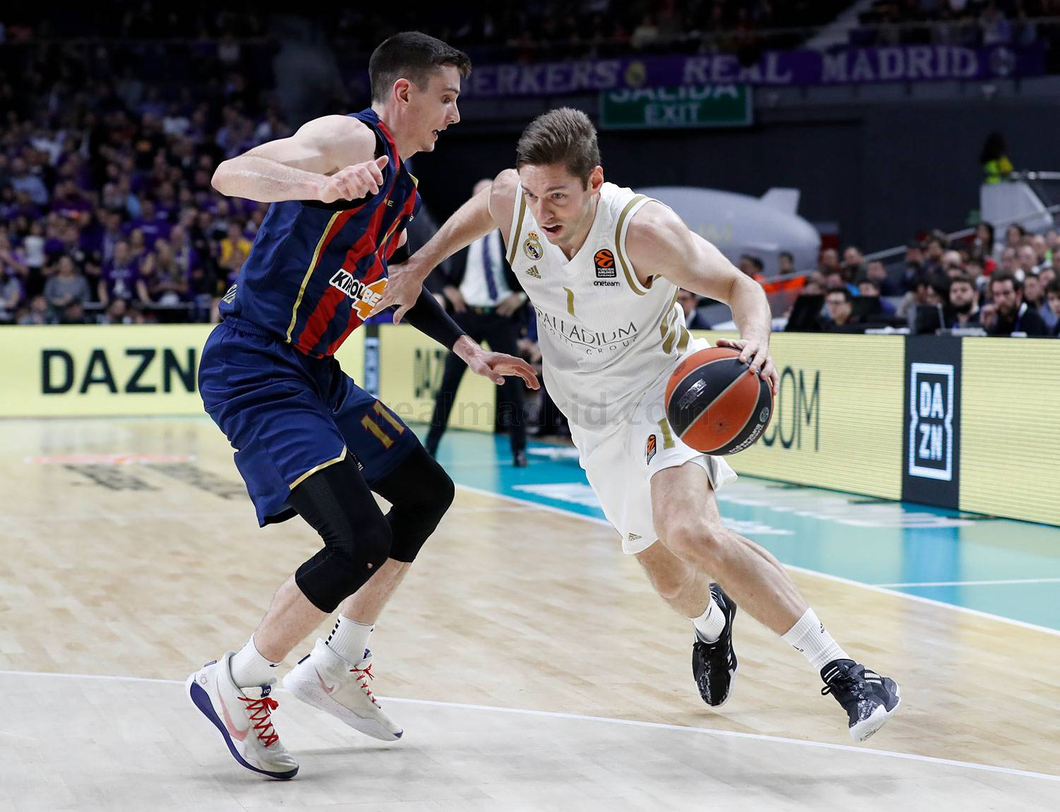 Real Madrid - Real Madrid - KIROLBET Baskonia - 04-02-2020