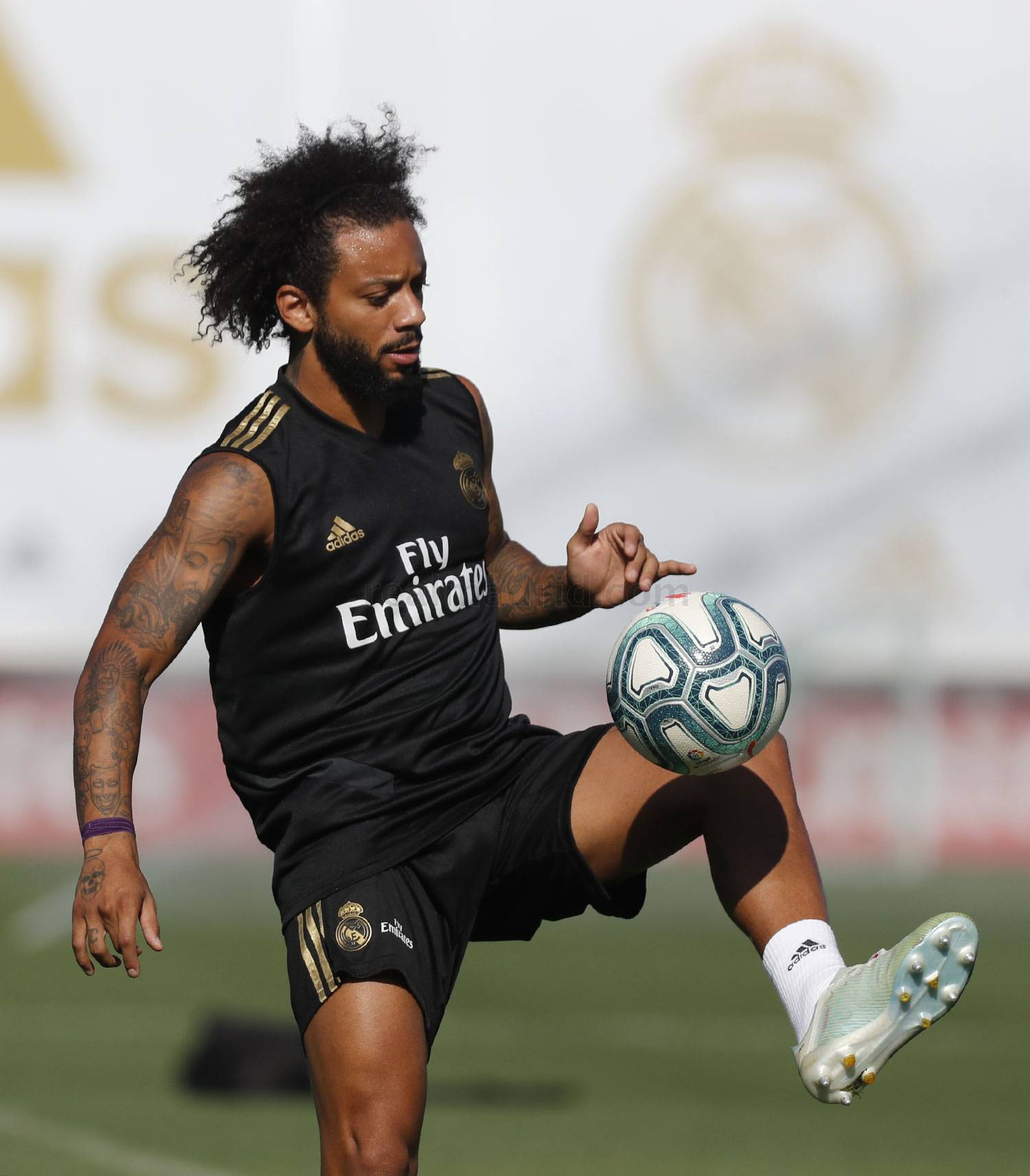 Real Madrid - Entrenamiento del Real Madrid  - 02-08-2019