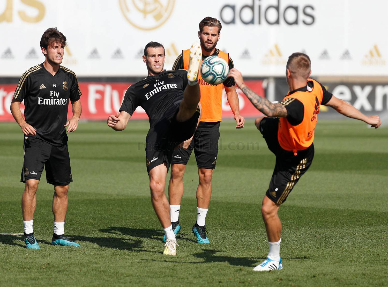 Real Madrid - Entrenamiento del Real Madrid  - 29-08-2019