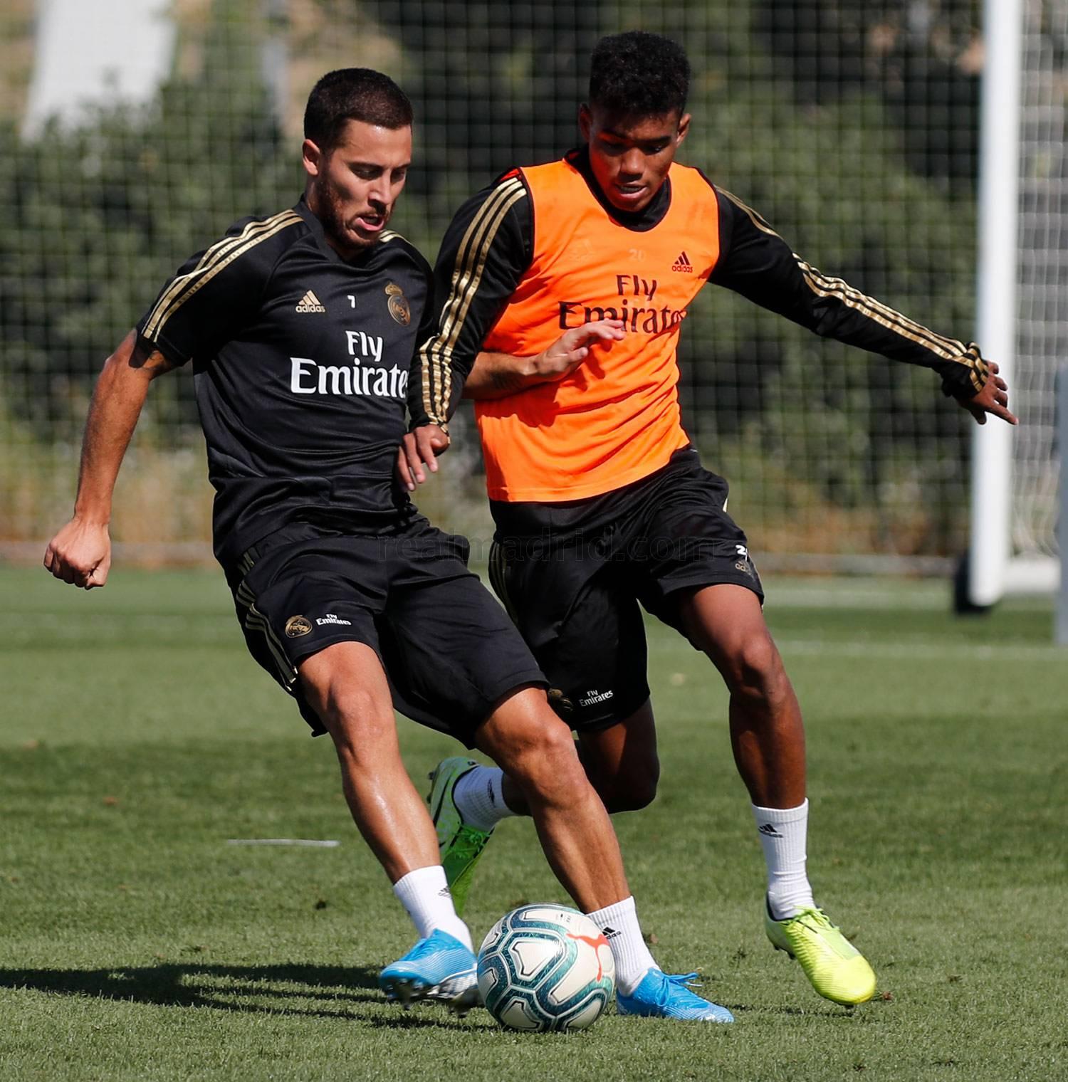 El Real Madrid inscribe un nuevo fichaje en la Liga Santander